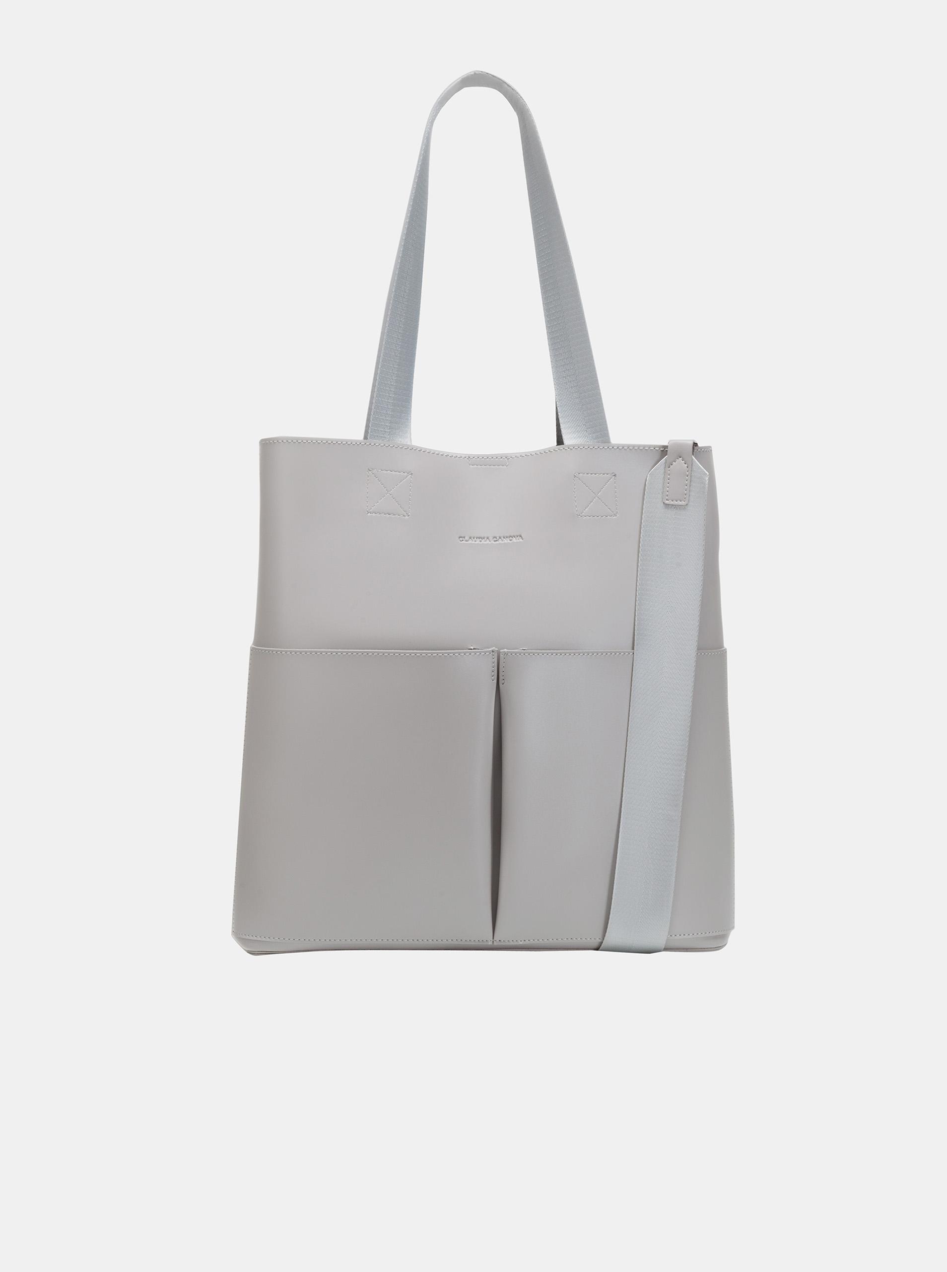 Claudia Canova grigio borsetta