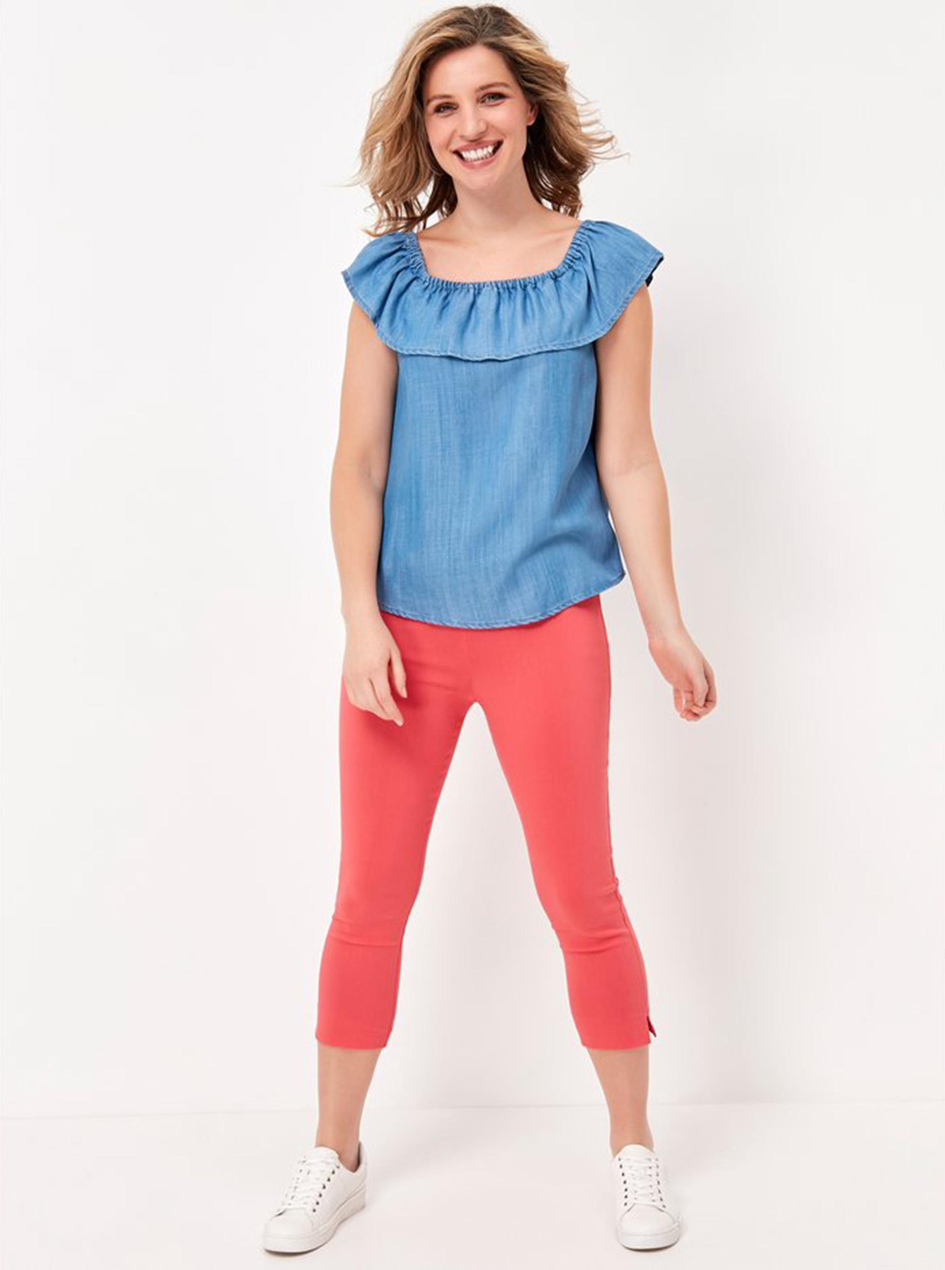 M&Co Blusa donna blu