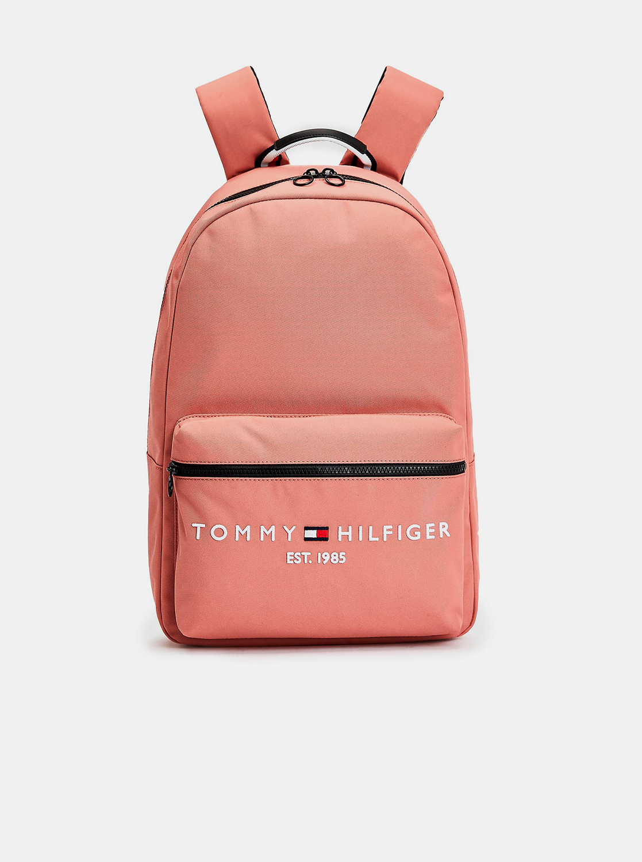 Tommy Hilfiger rosa zaino