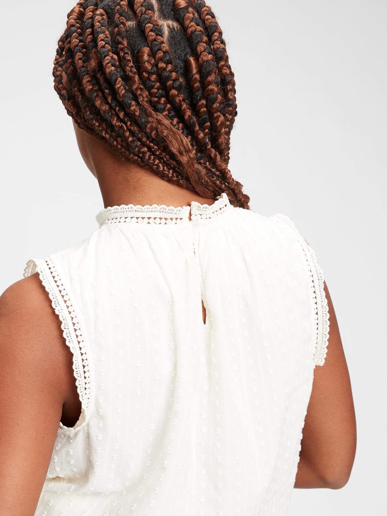 GAP Blusa donna bianco