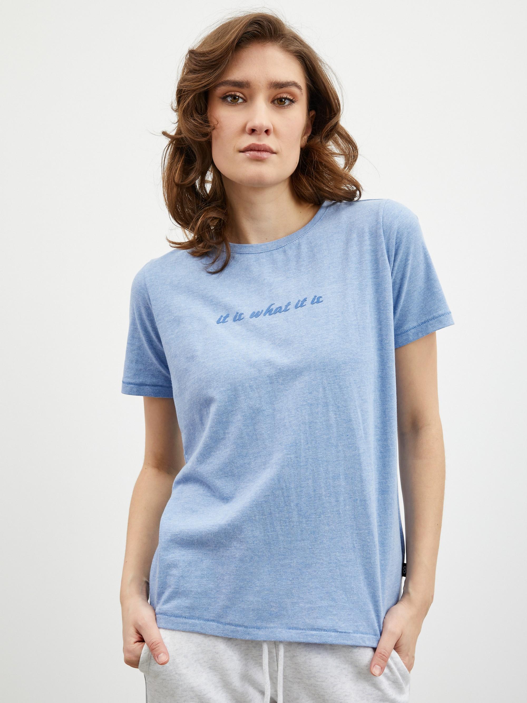 ZOOT blu maglietta Michelle