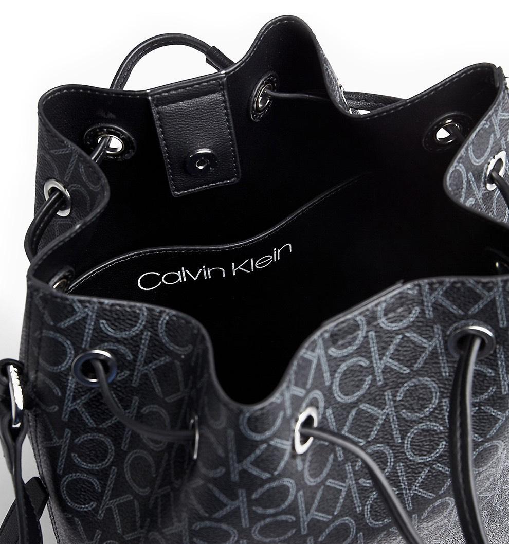 Calvin Klein Borsetta donna nero  Drawstring