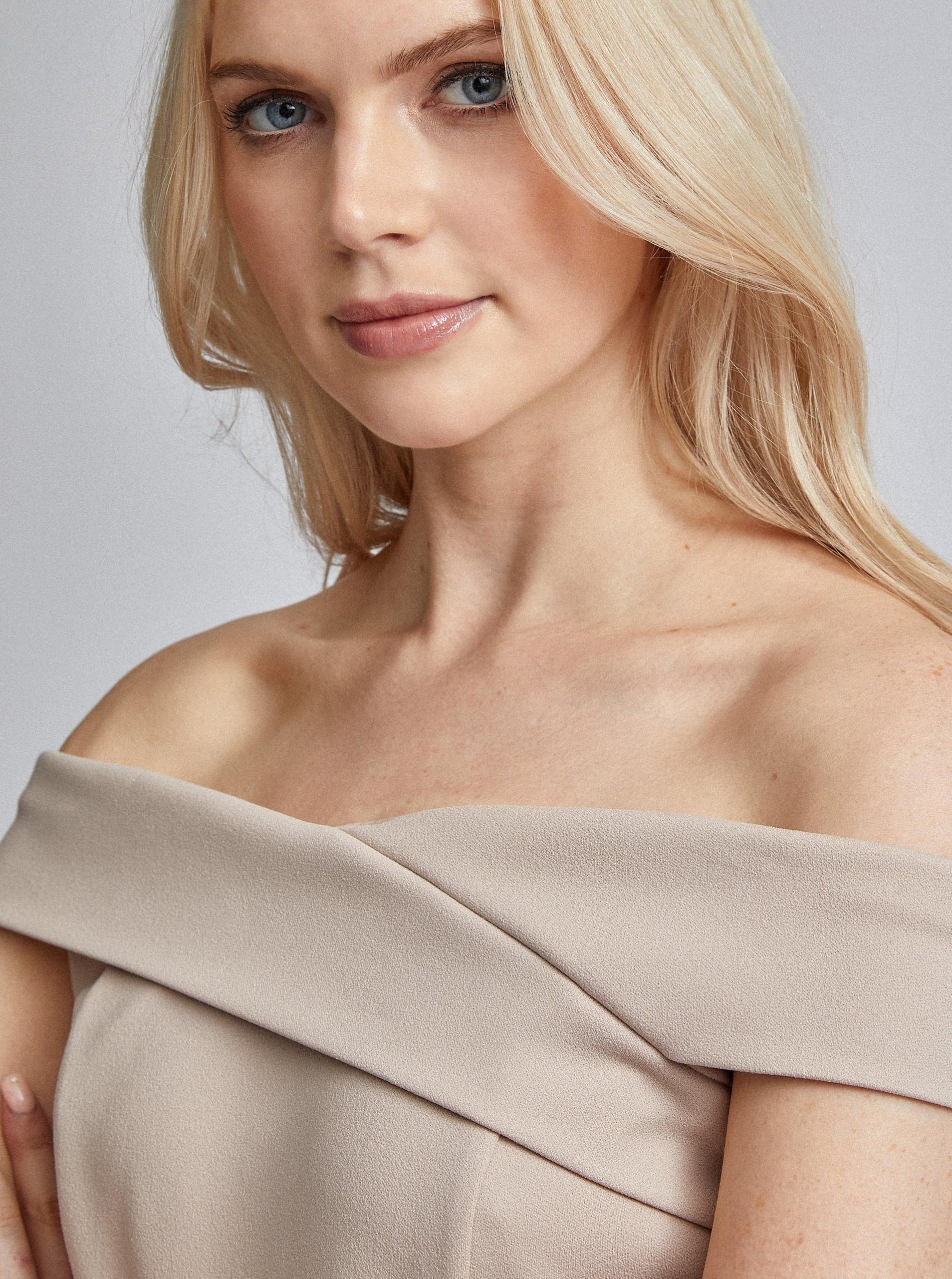 Dorothy Perkins Blusa donna beige