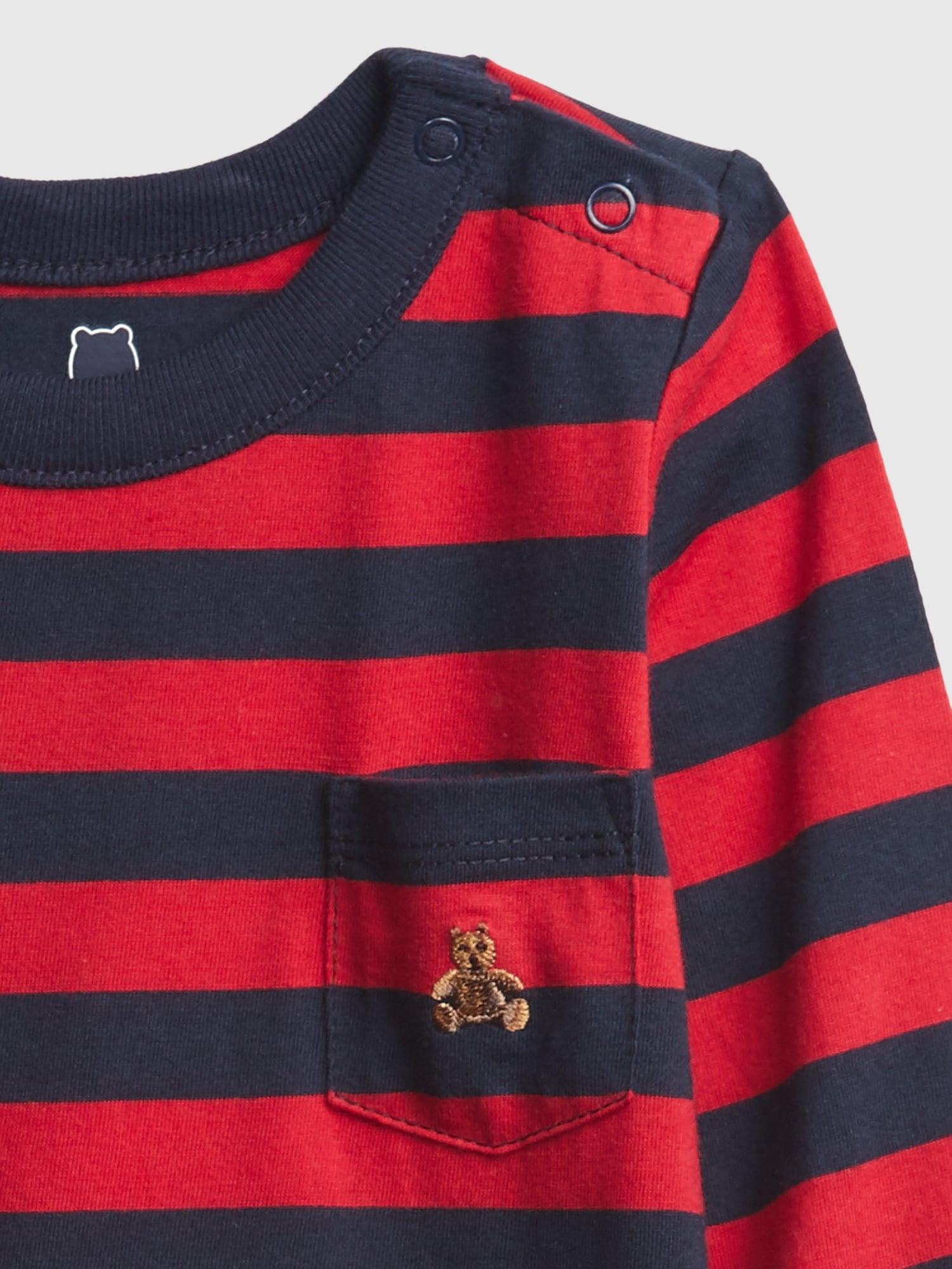 GAP Maglietta bambino rosso