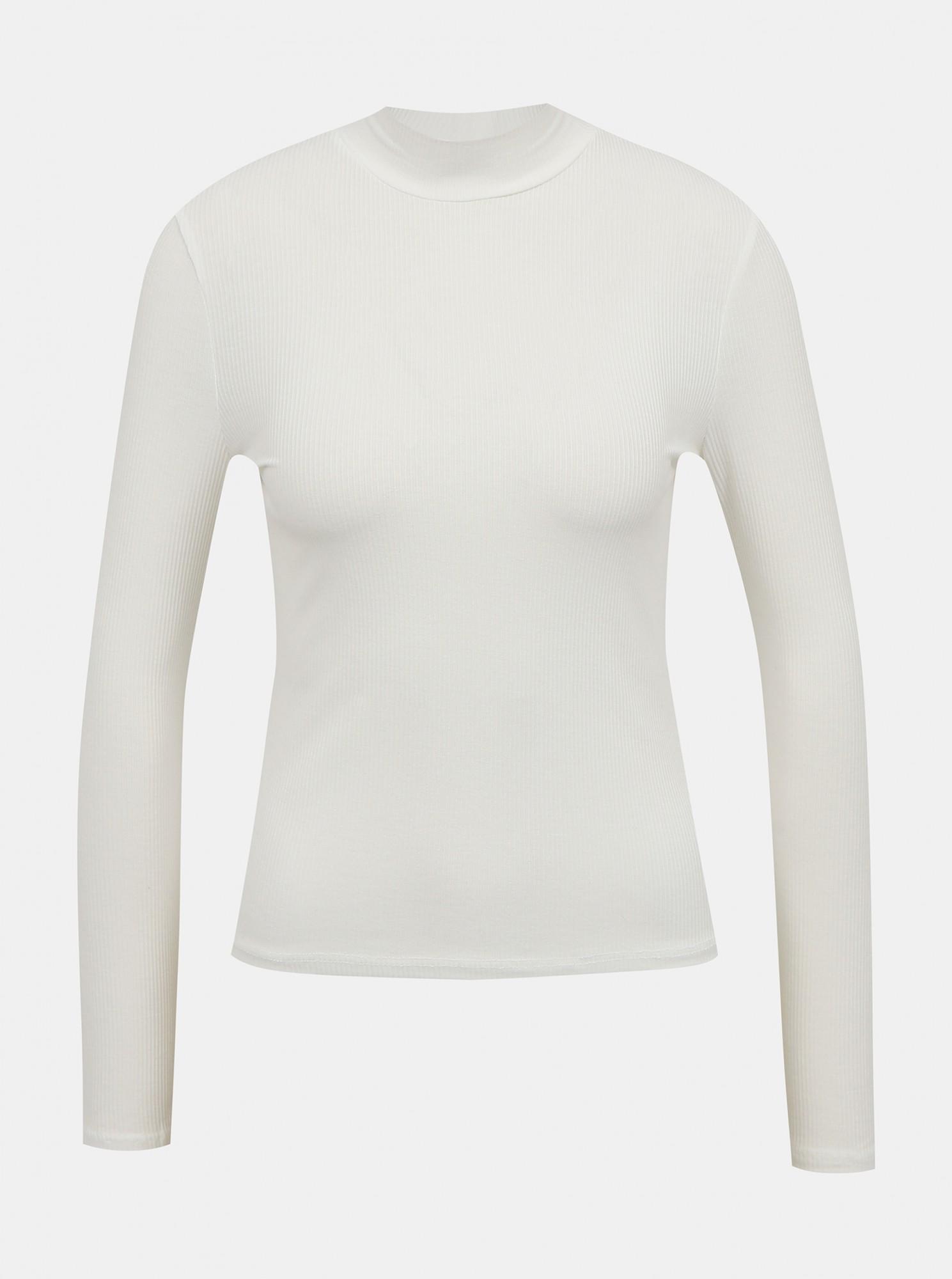 Miss Selfridge Maglietta donna bianco