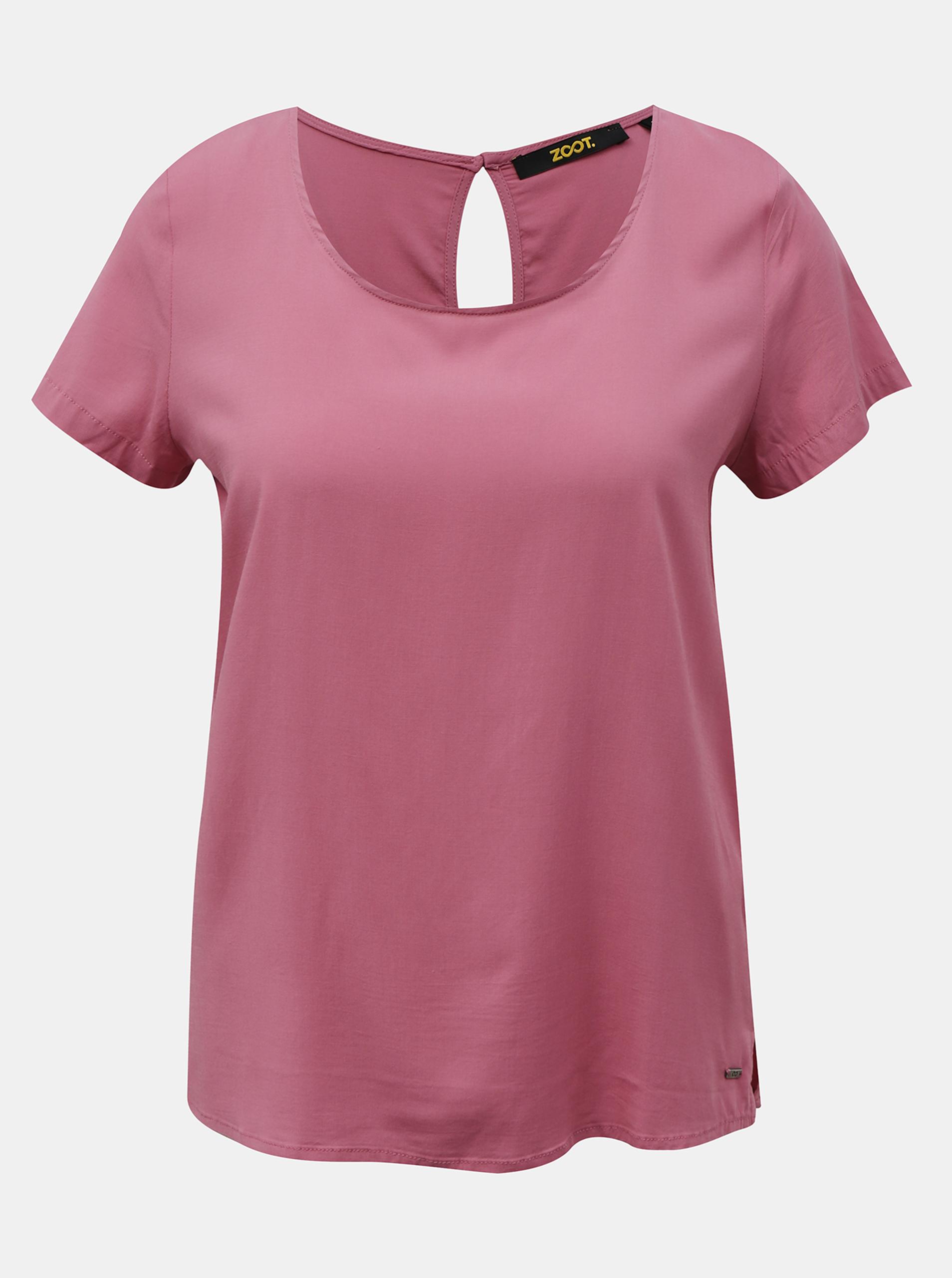 ZOOT Baseline Blusa donna rosa Pippy