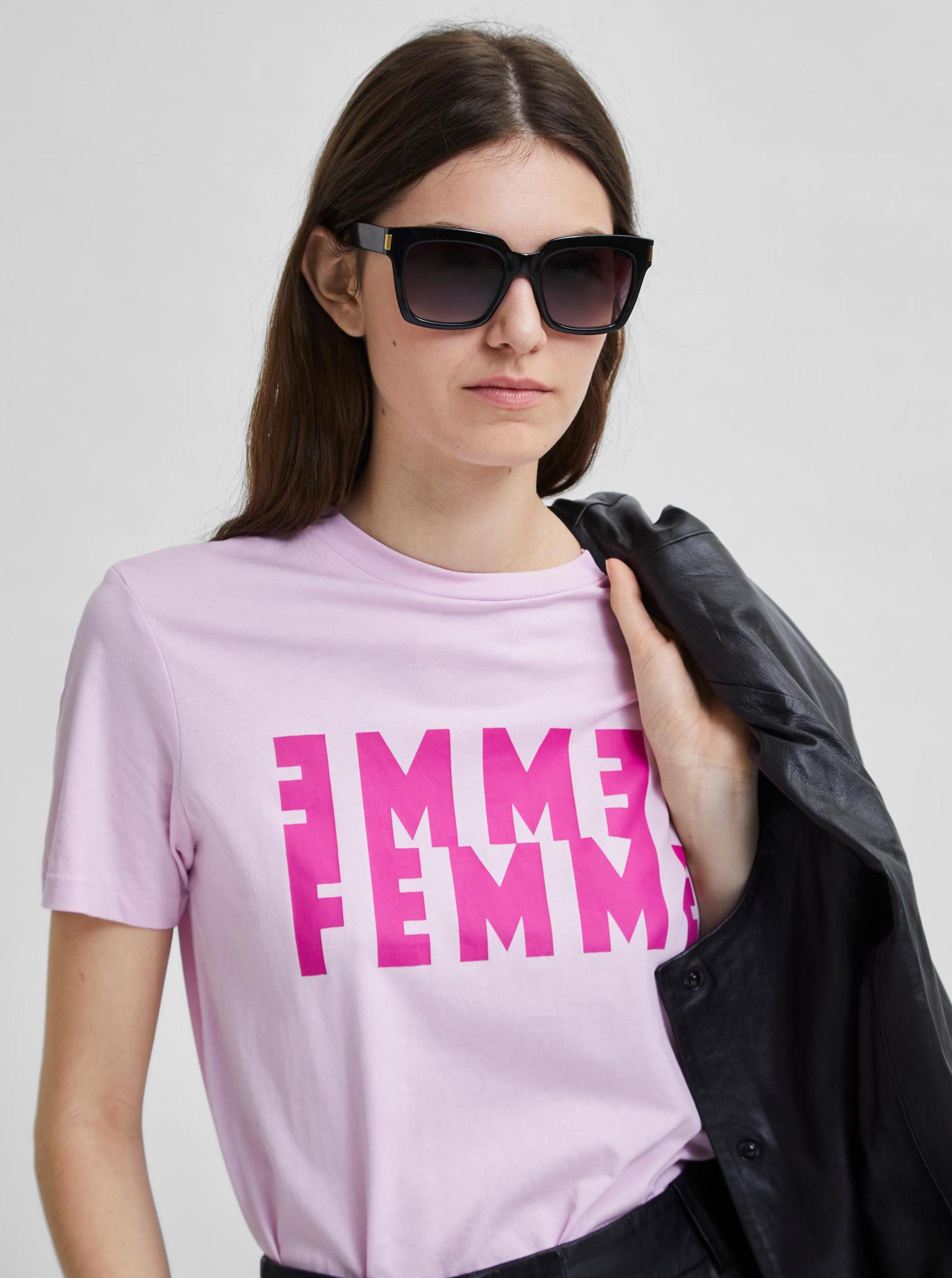 Selected Femme Maglietta donna Simi