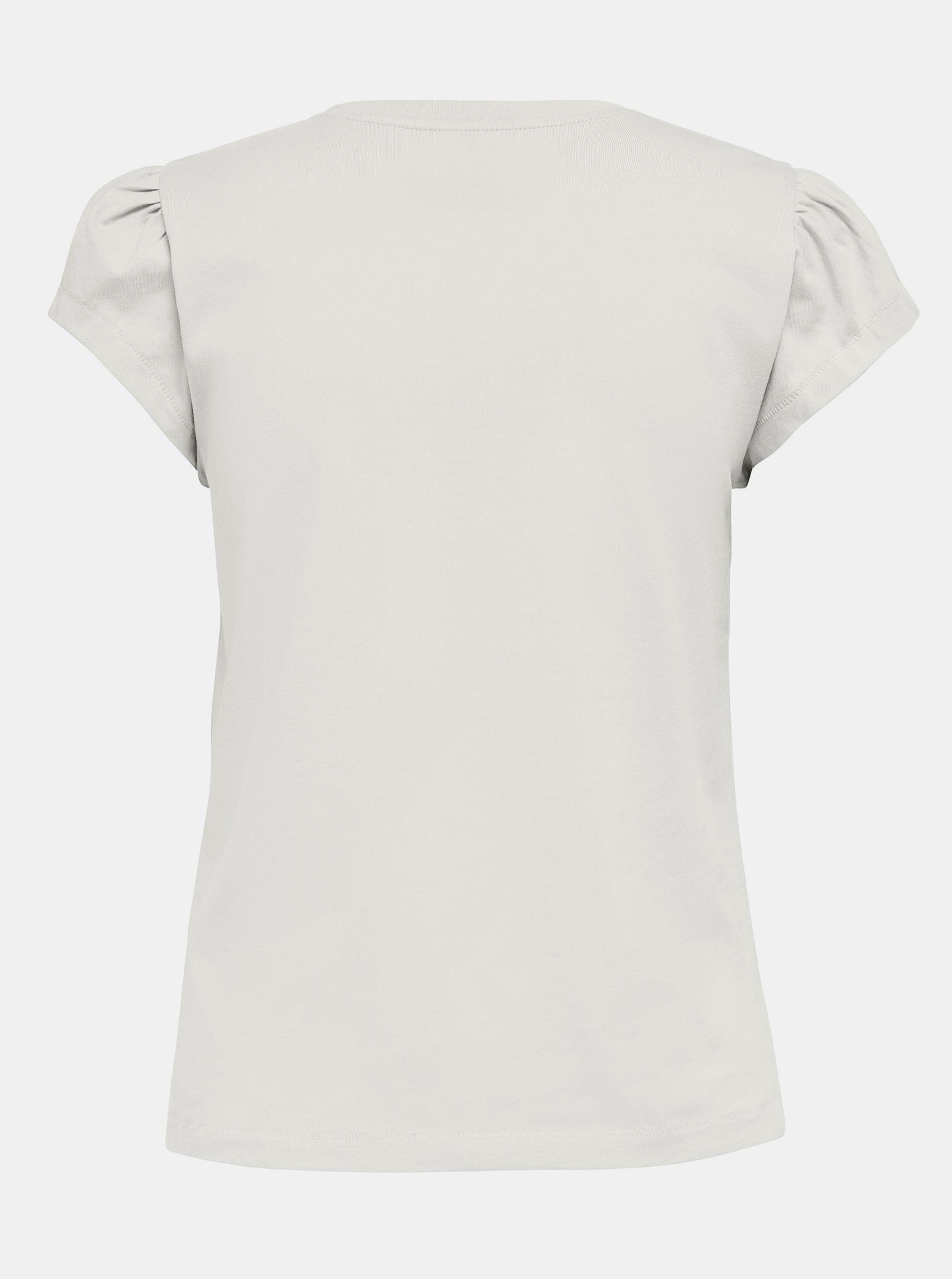 Only crema maglietta New Nora