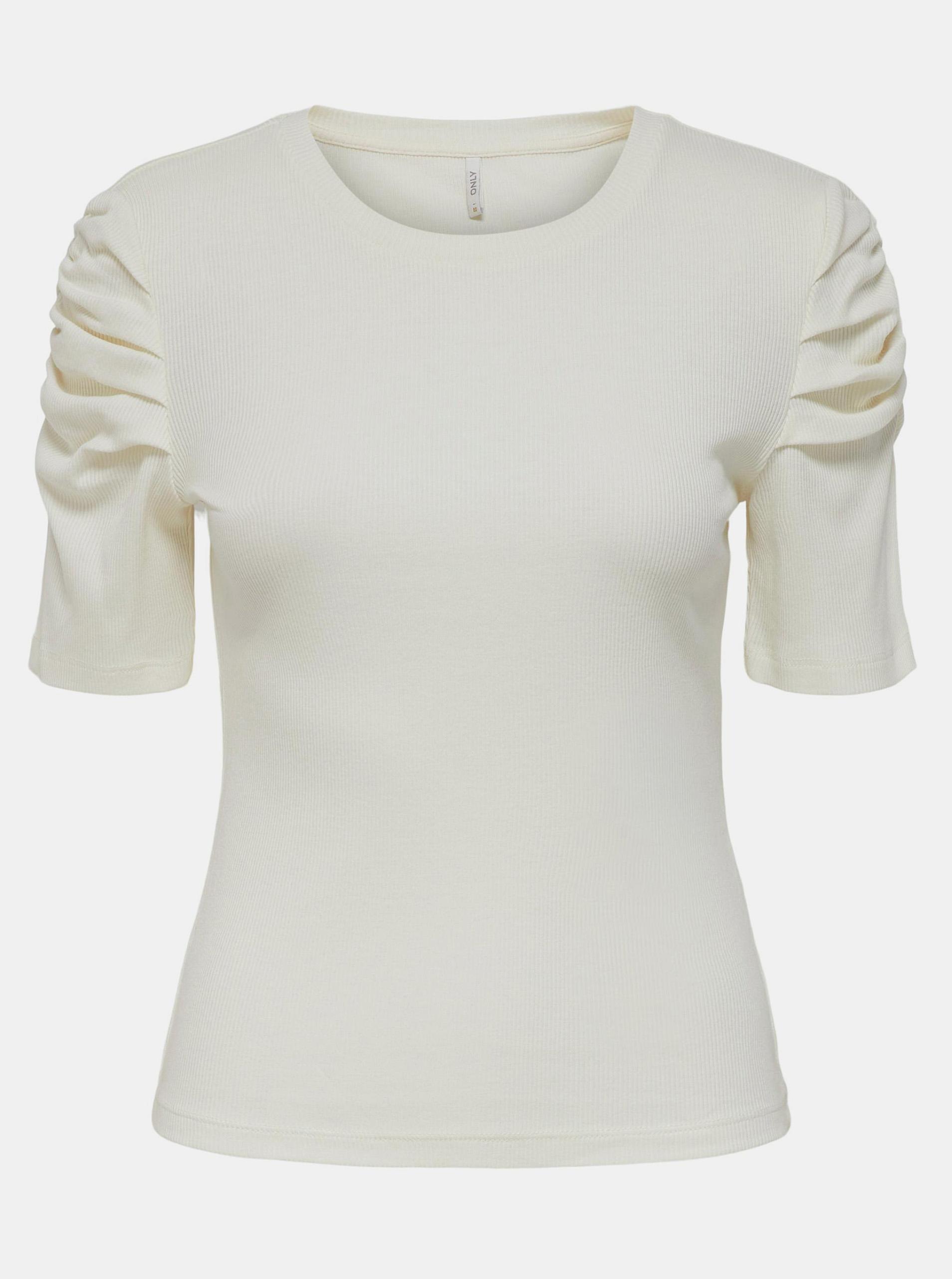 Only crema maglietta Onelly