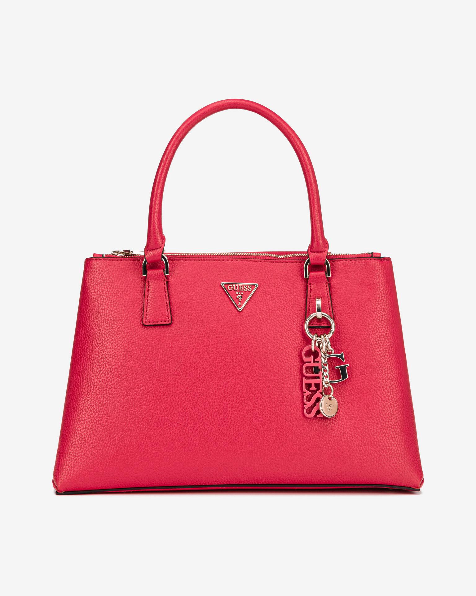 Guess rosso borsetta Becca