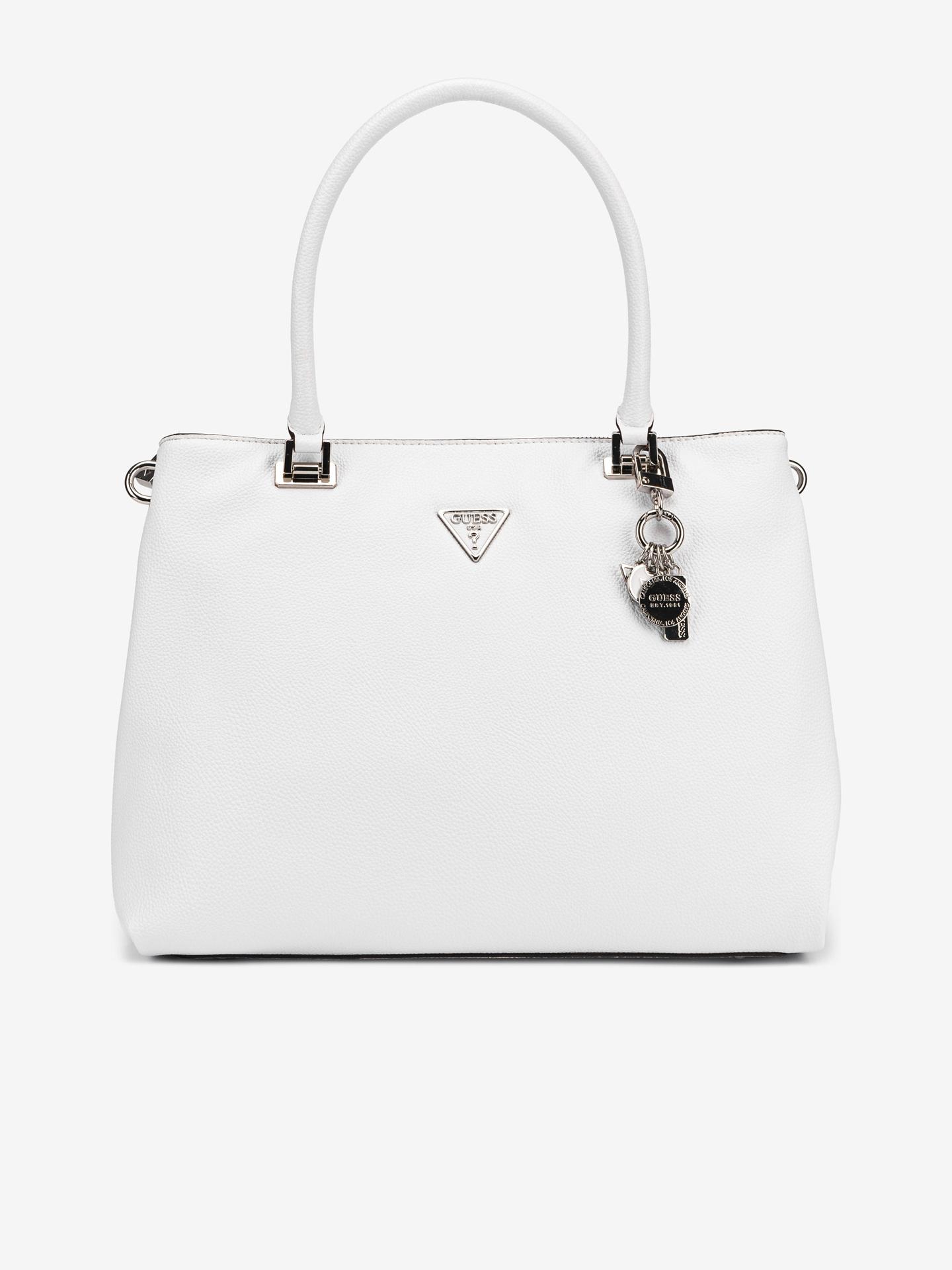 Guess bianco borsetta Destiny Society