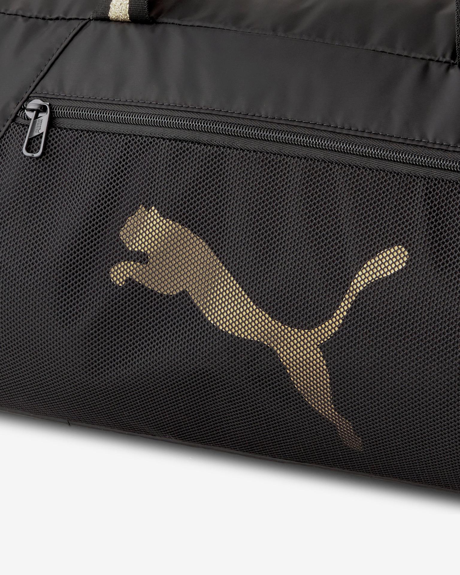 Puma nero da viaggio borsa AT ESS Barrel