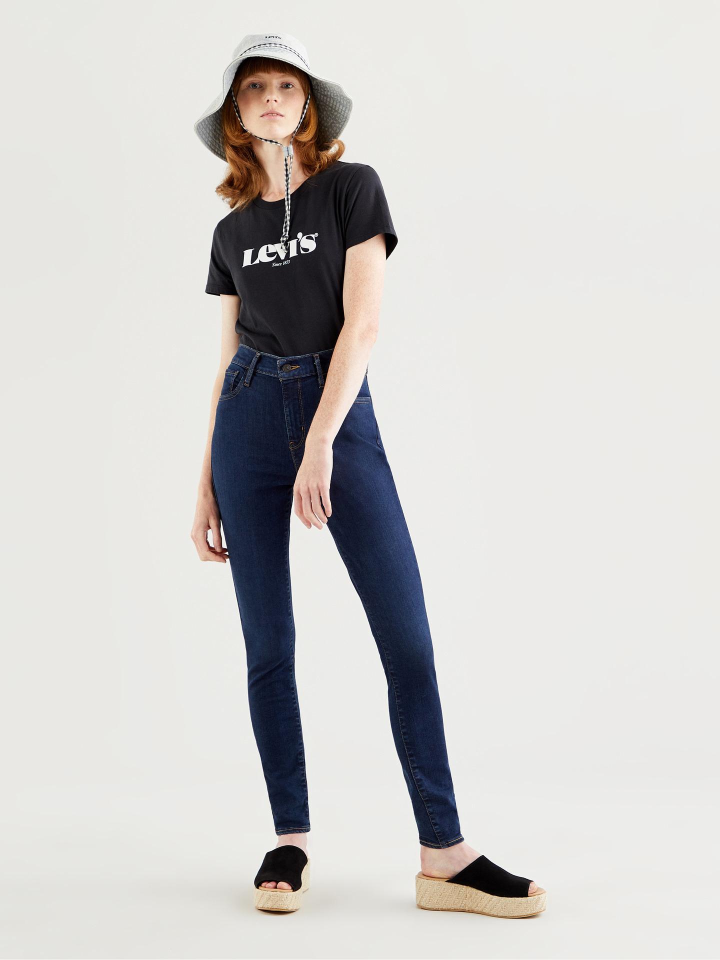 Levi's® Maglietta donna nero  Perfect