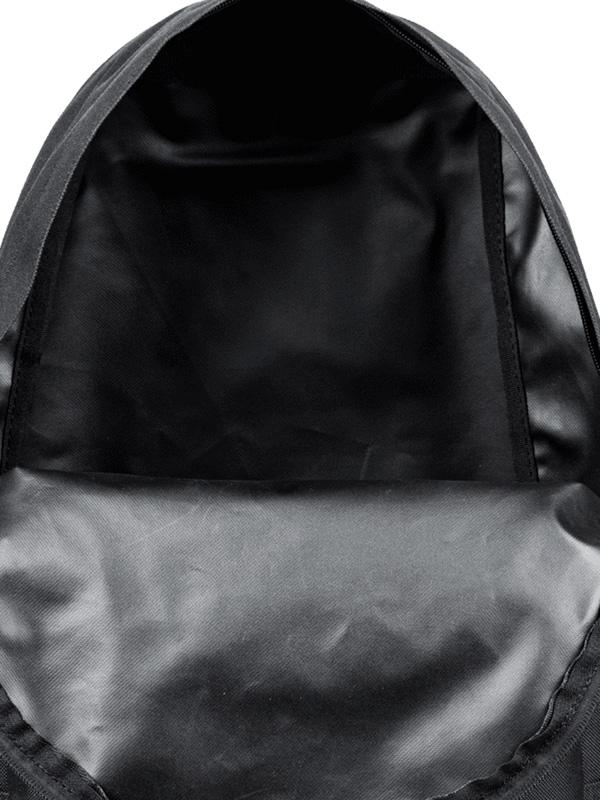 Roxy Sugar Baby Zaino solido con logo nero