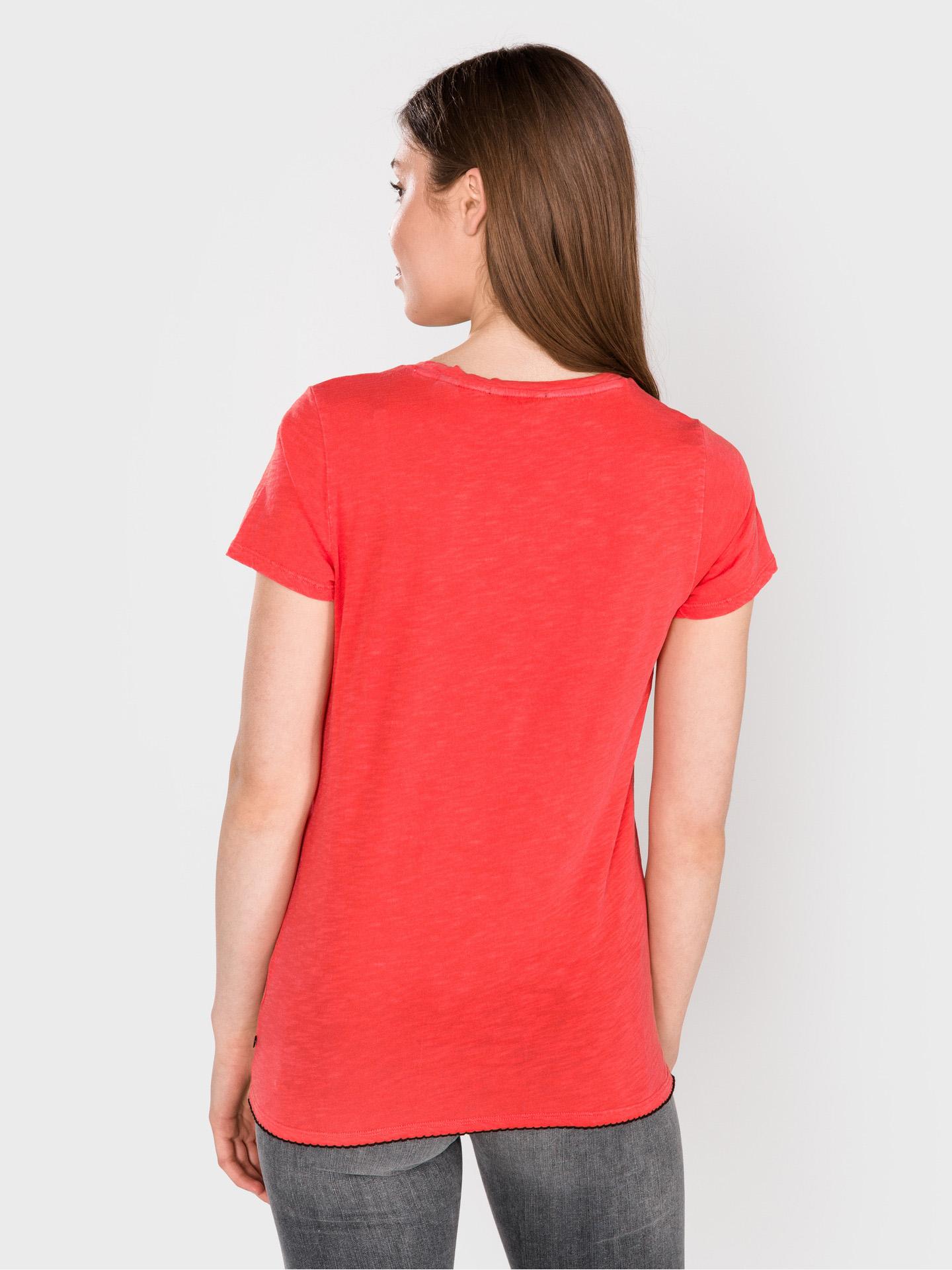Scotch & Soda Maglietta donna rosso