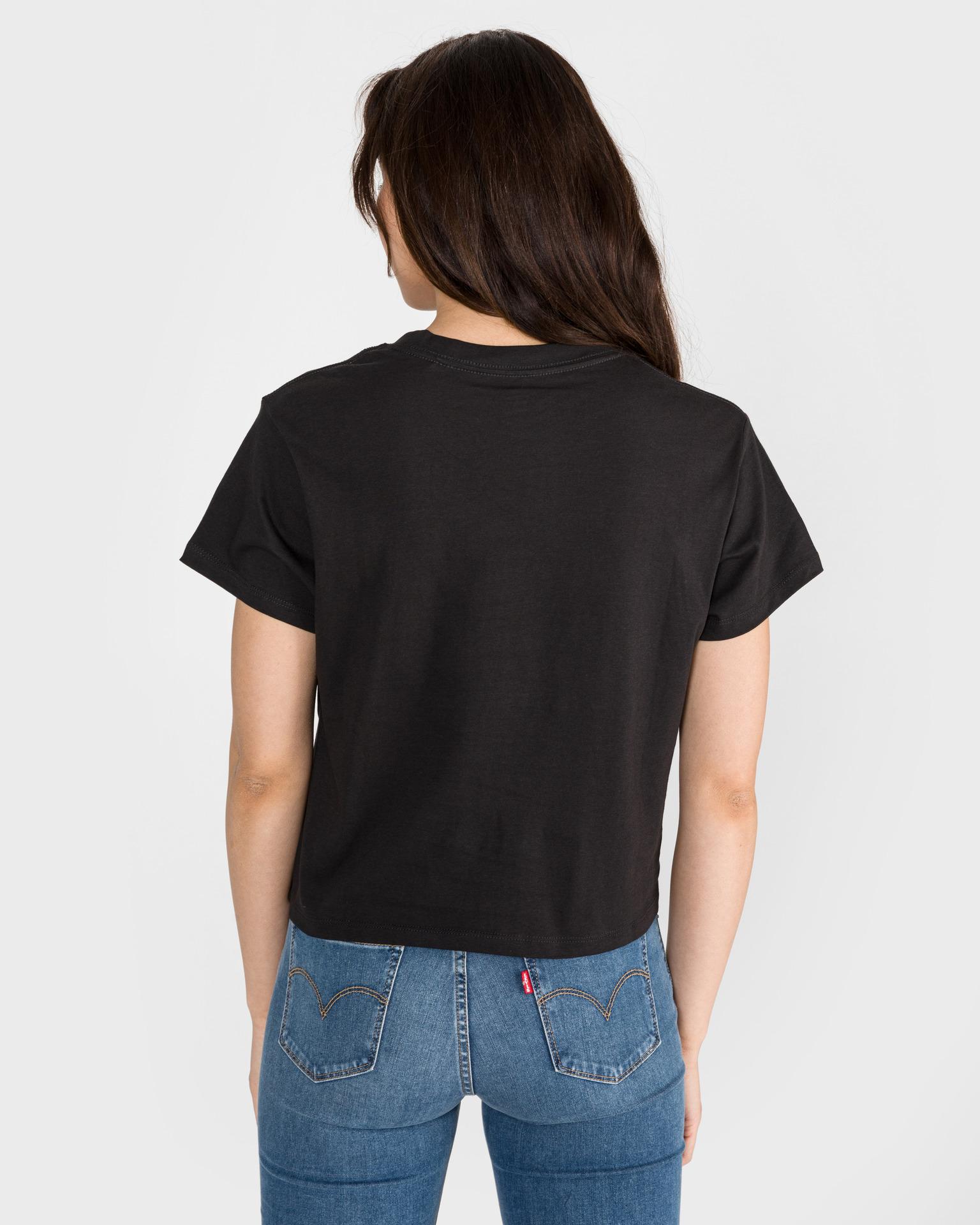Levi's® Maglietta donna nero  Varsity