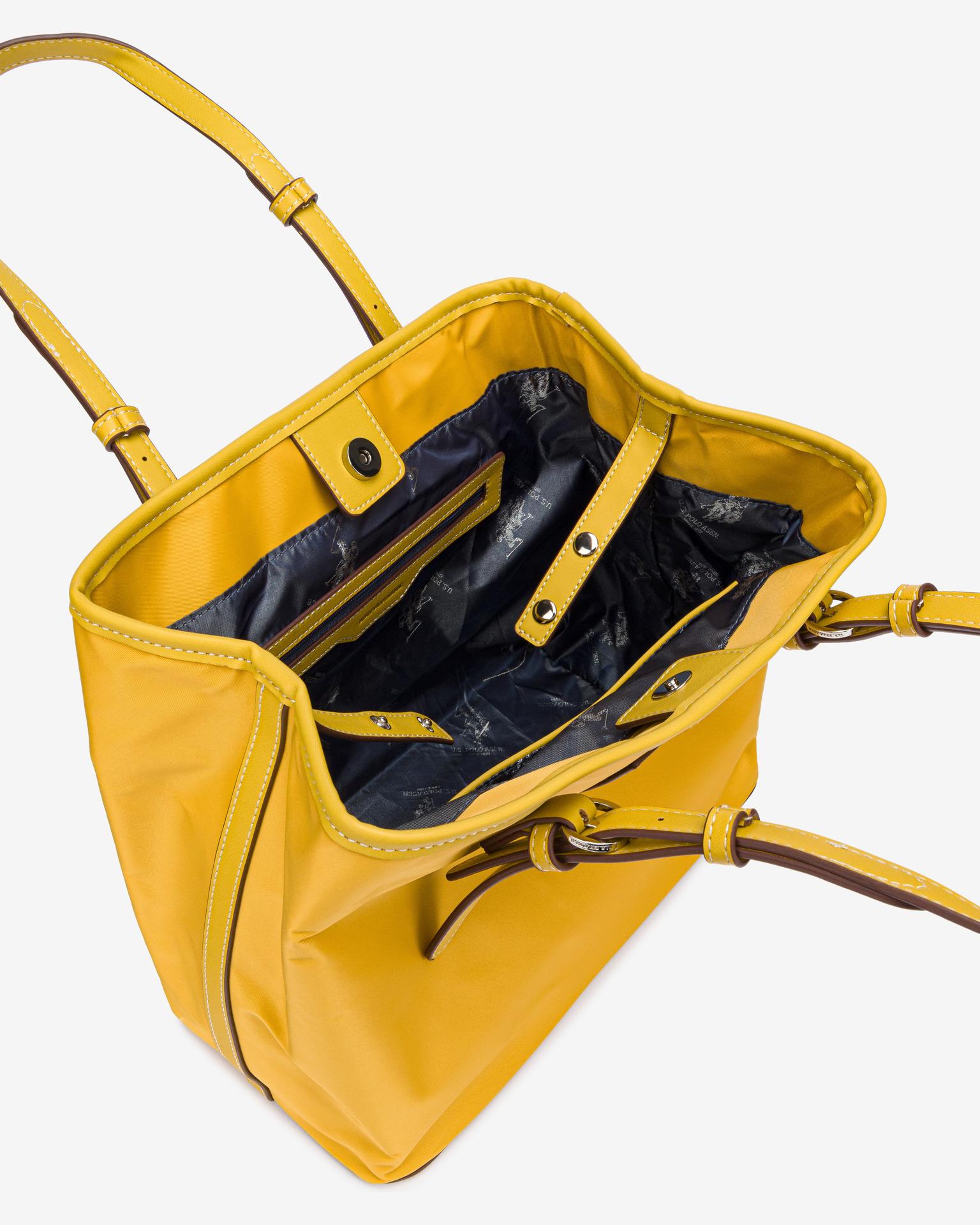U.S. Polo Assn. Borsetta donna giallo  Hill
