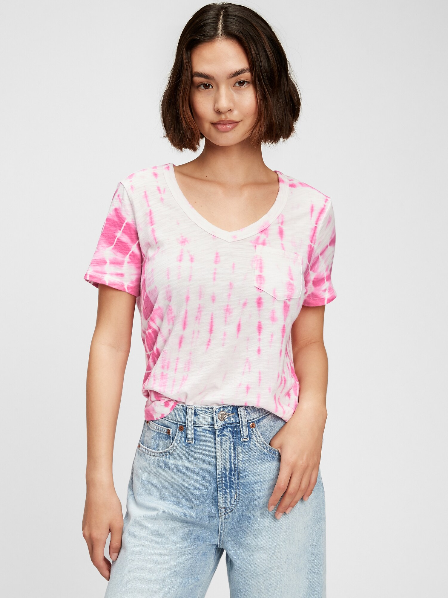 GAP rosa maglietta Foreversoft