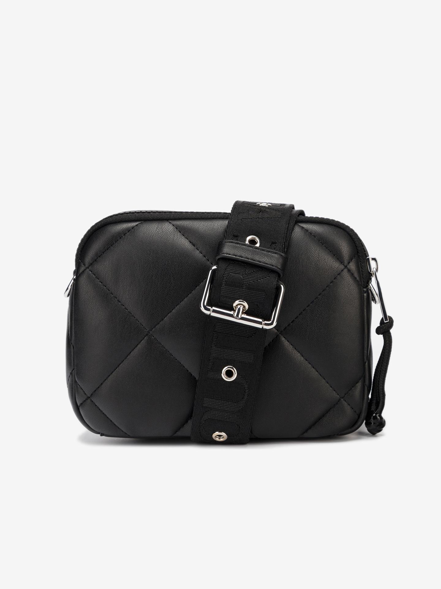 Versace Jeans Couture nero crossbody borsetta