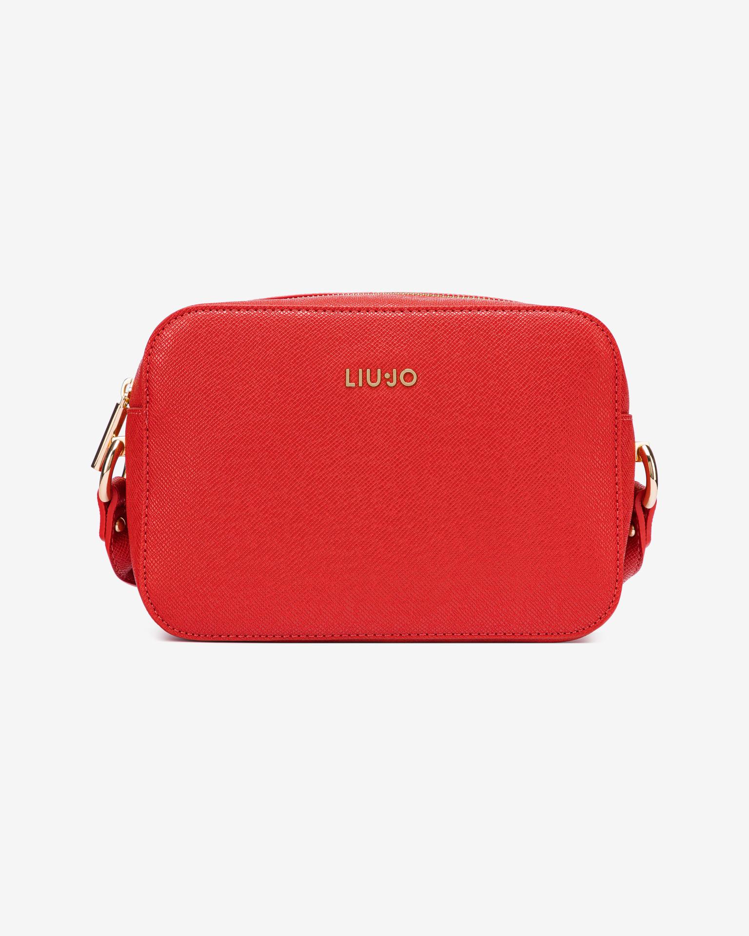Liu Jo rosso crossbody borsa