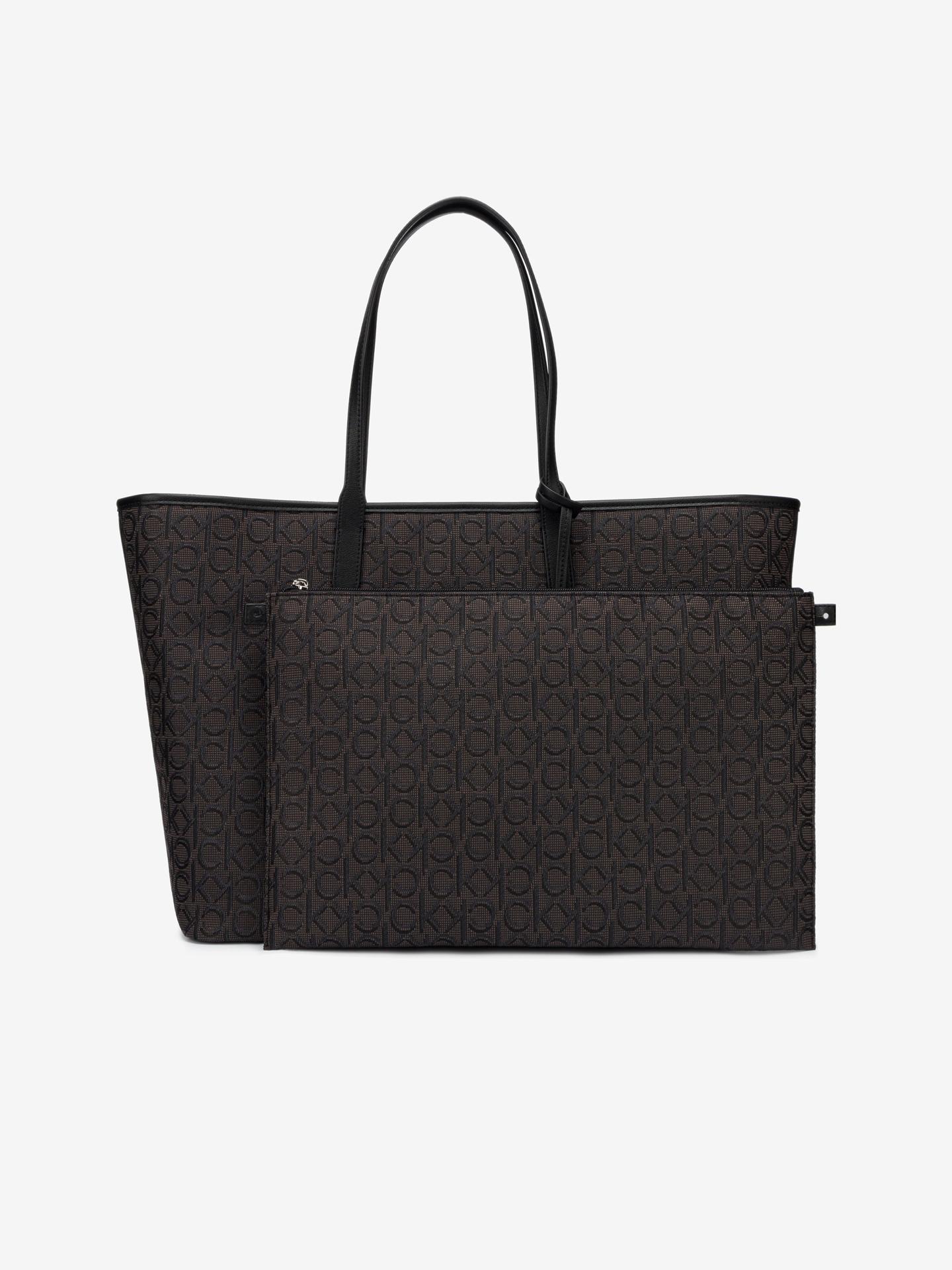Calvin Klein borsetta Jacquard Shopper