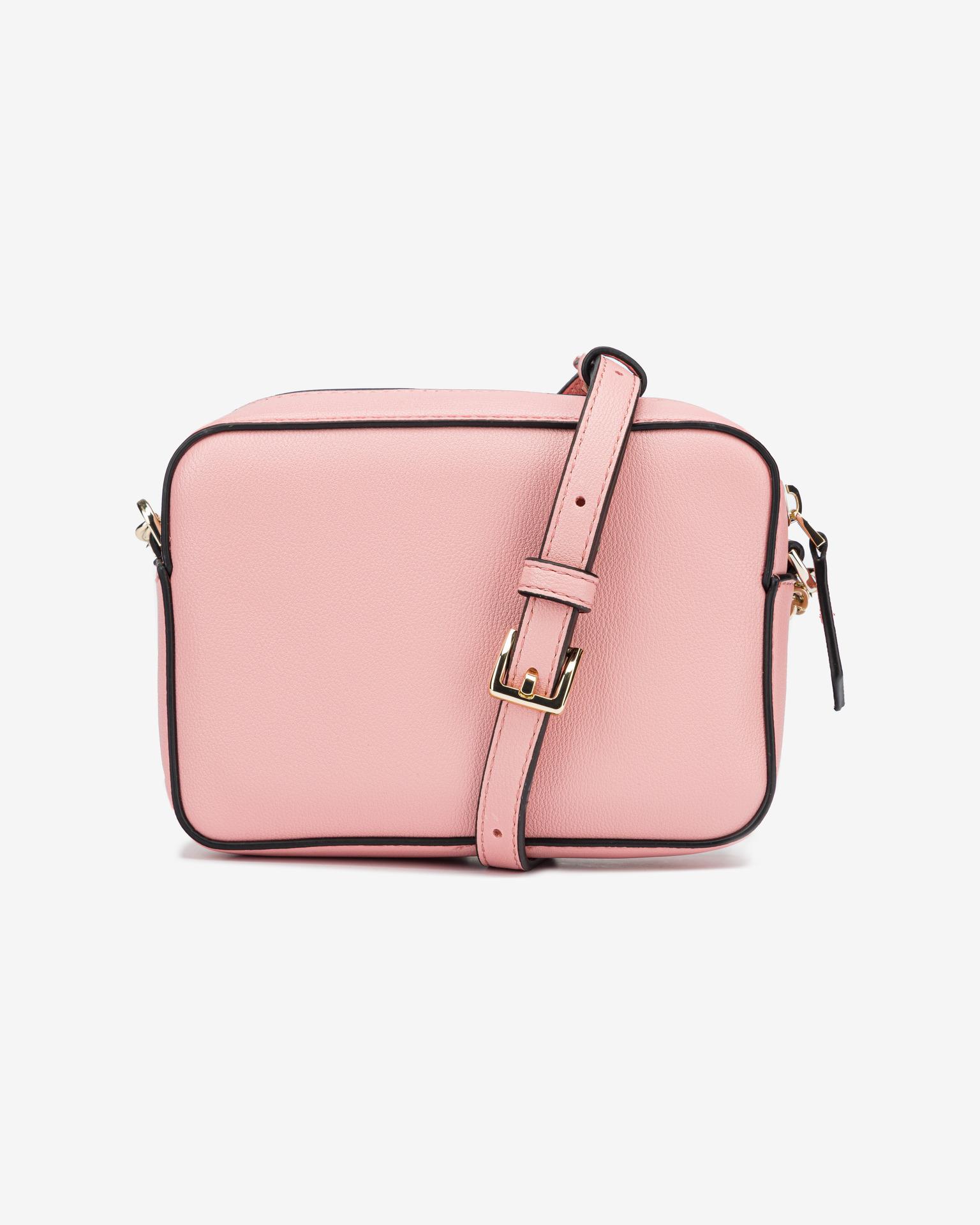 Calvin Klein rosa crossbody borsa