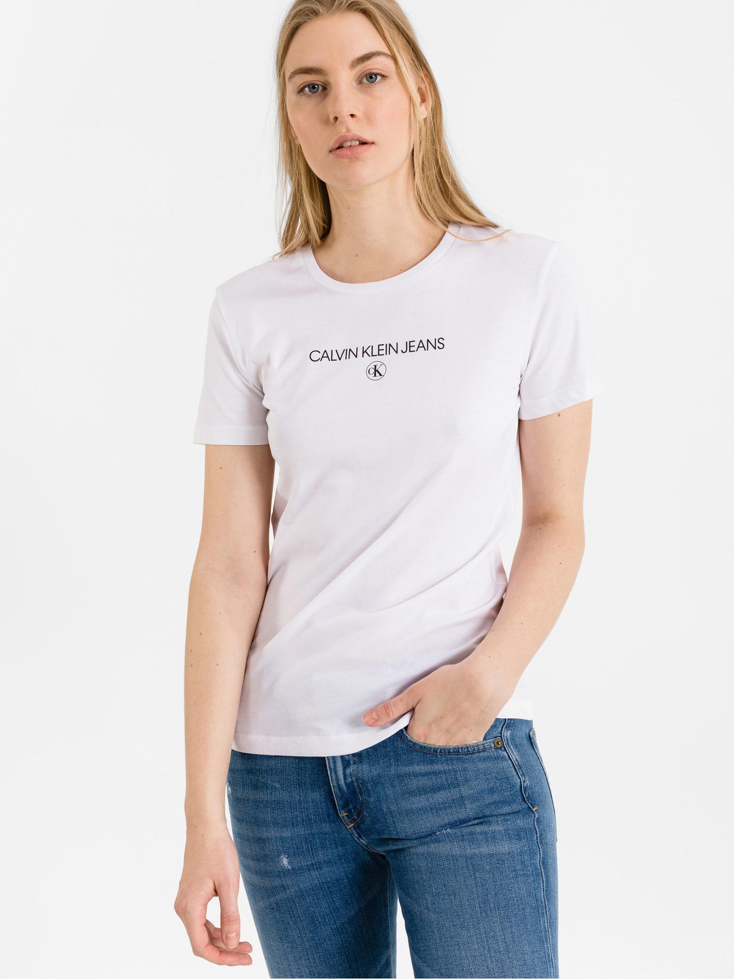Calvin Klein Maglietta donna bianco