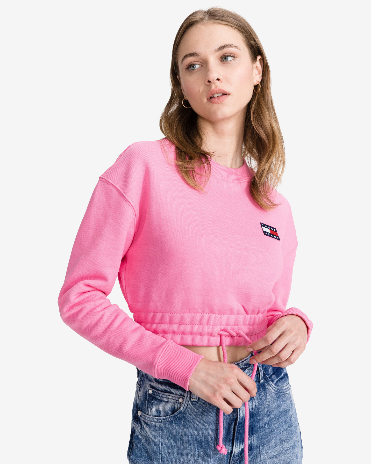 Tommy Jeans Maglietta donna rosa