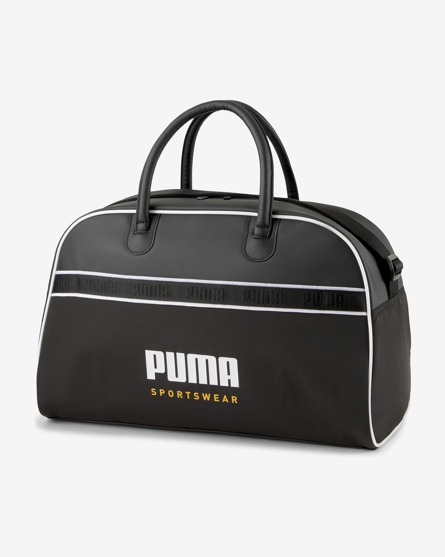 Puma Borsa donna nero  Grib