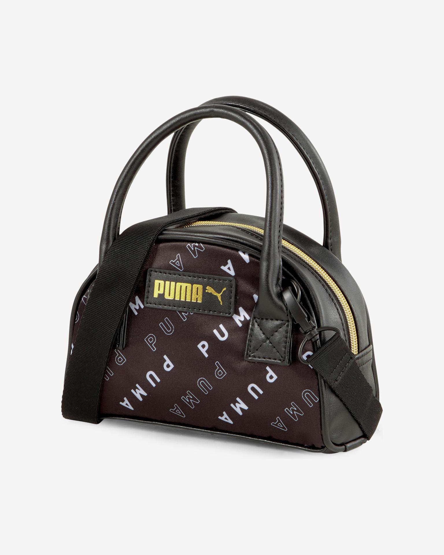 Puma Borsetta donna nero  Classics