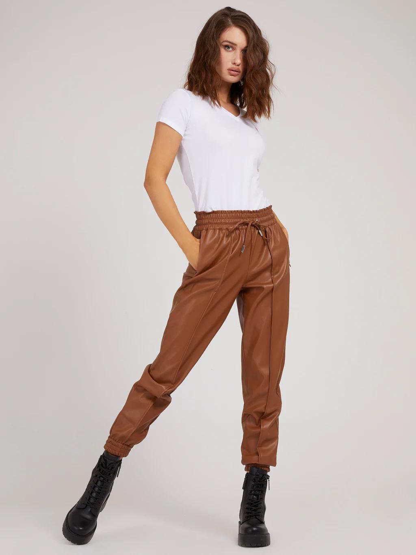Guess Maglietta donna bianco  Triangle
