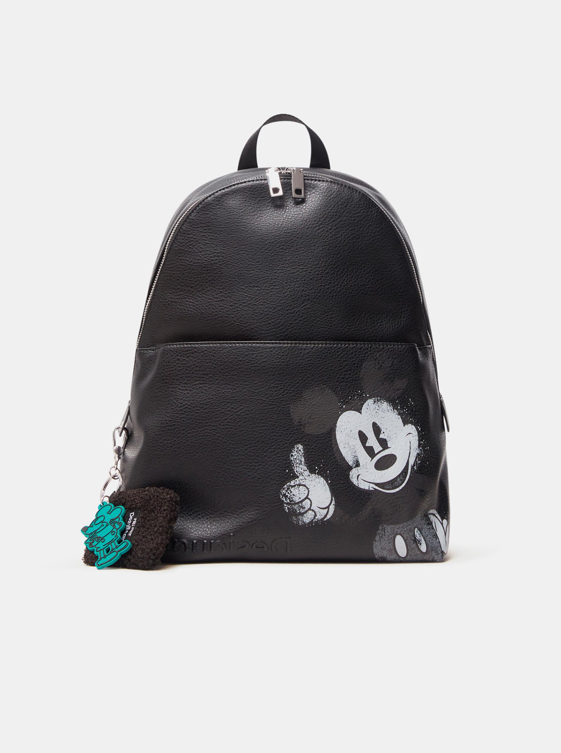 Desigual Zaino donna nero  Mickey