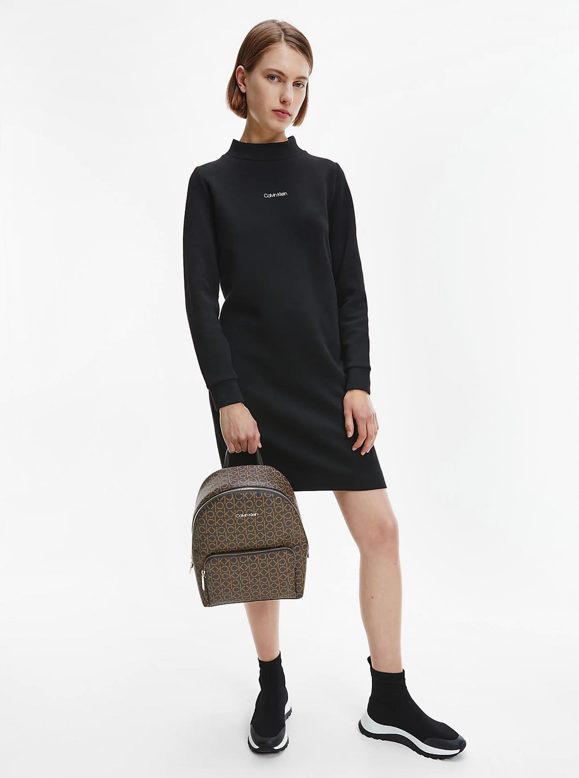 Calvin Klein marrone zaino