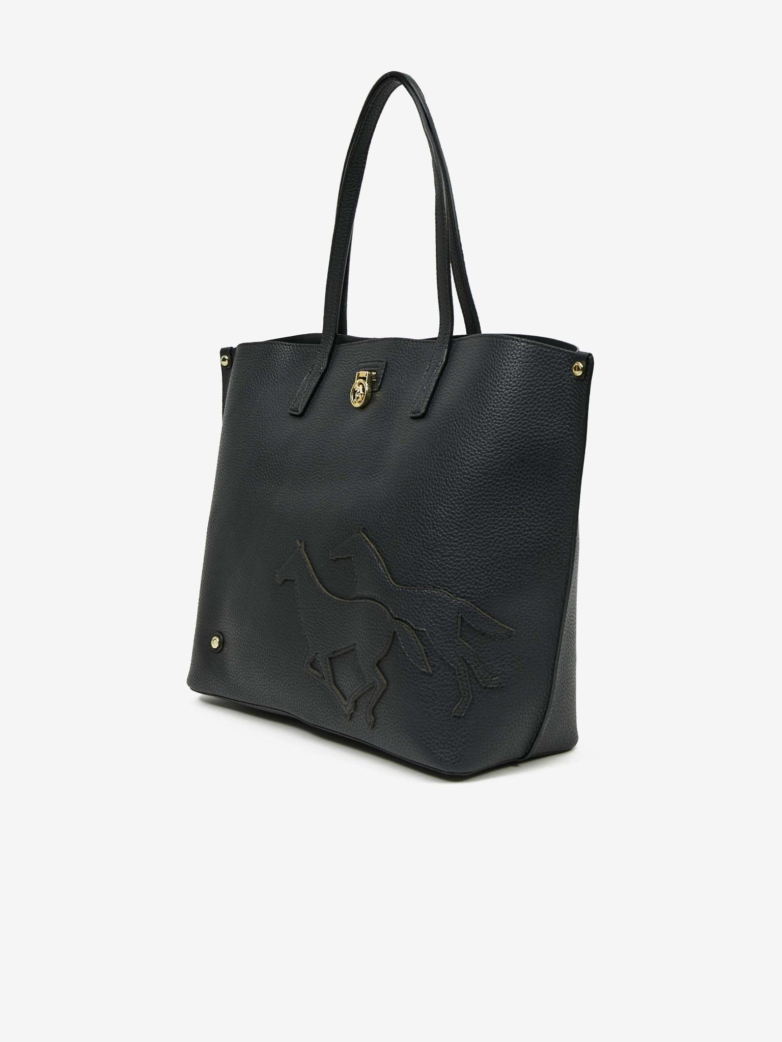 U.S. Polo Assn. Borsetta donna nero  Large