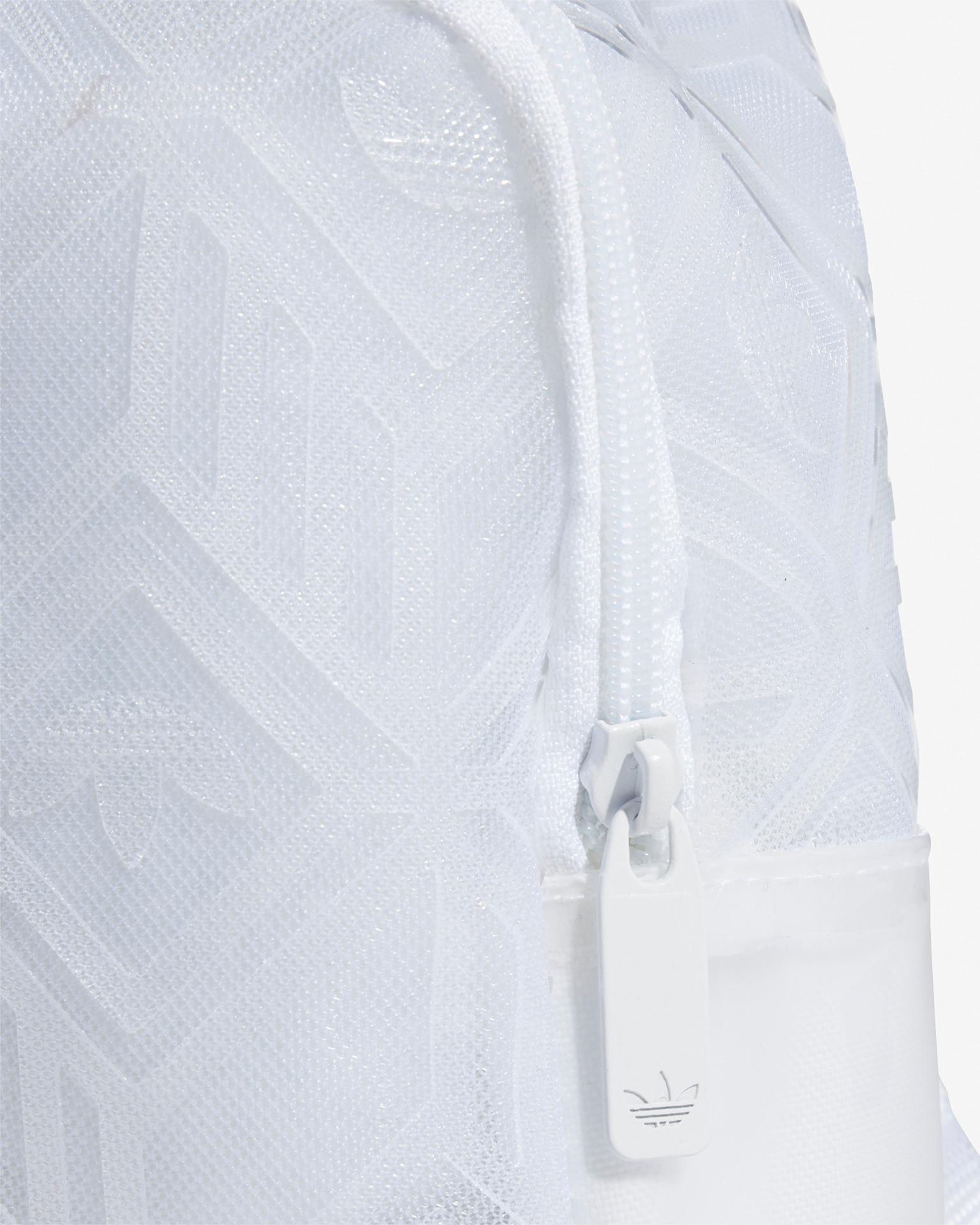 adidas Originals Zaino donna bianco Batoh