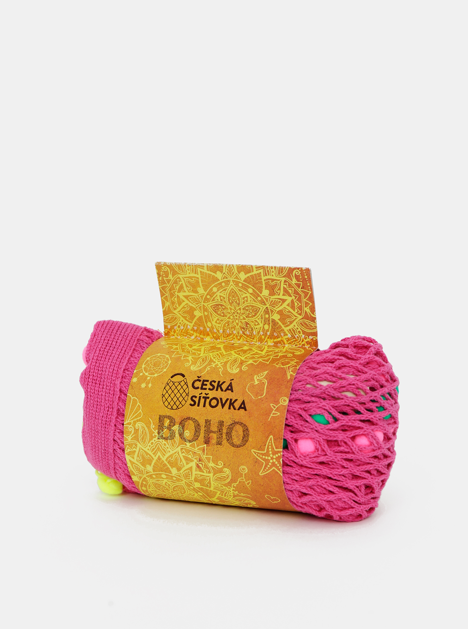 Česká síťovka Borsa donna rosa