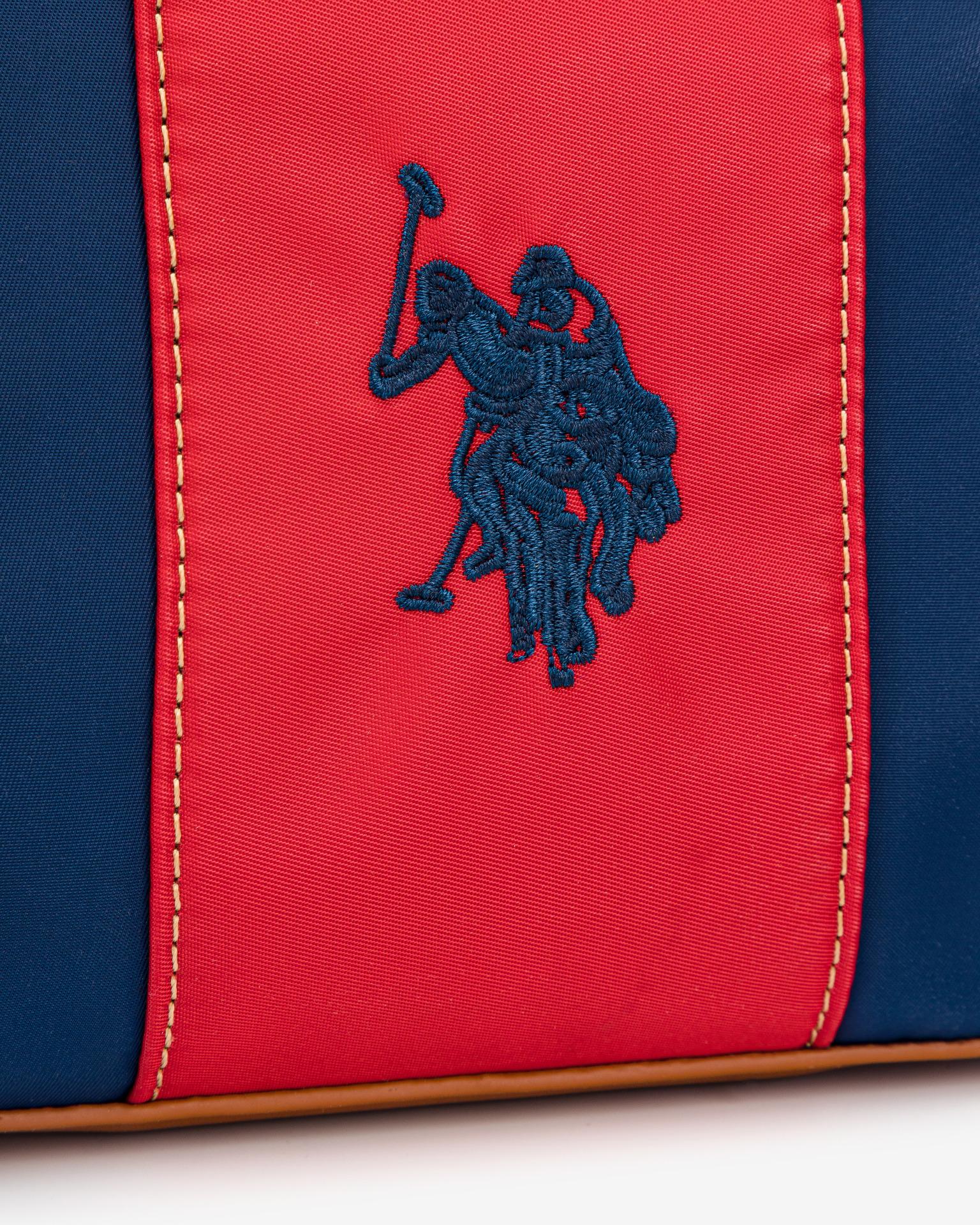 U.S. Polo Assn. Borsetta donna blu  U.S.