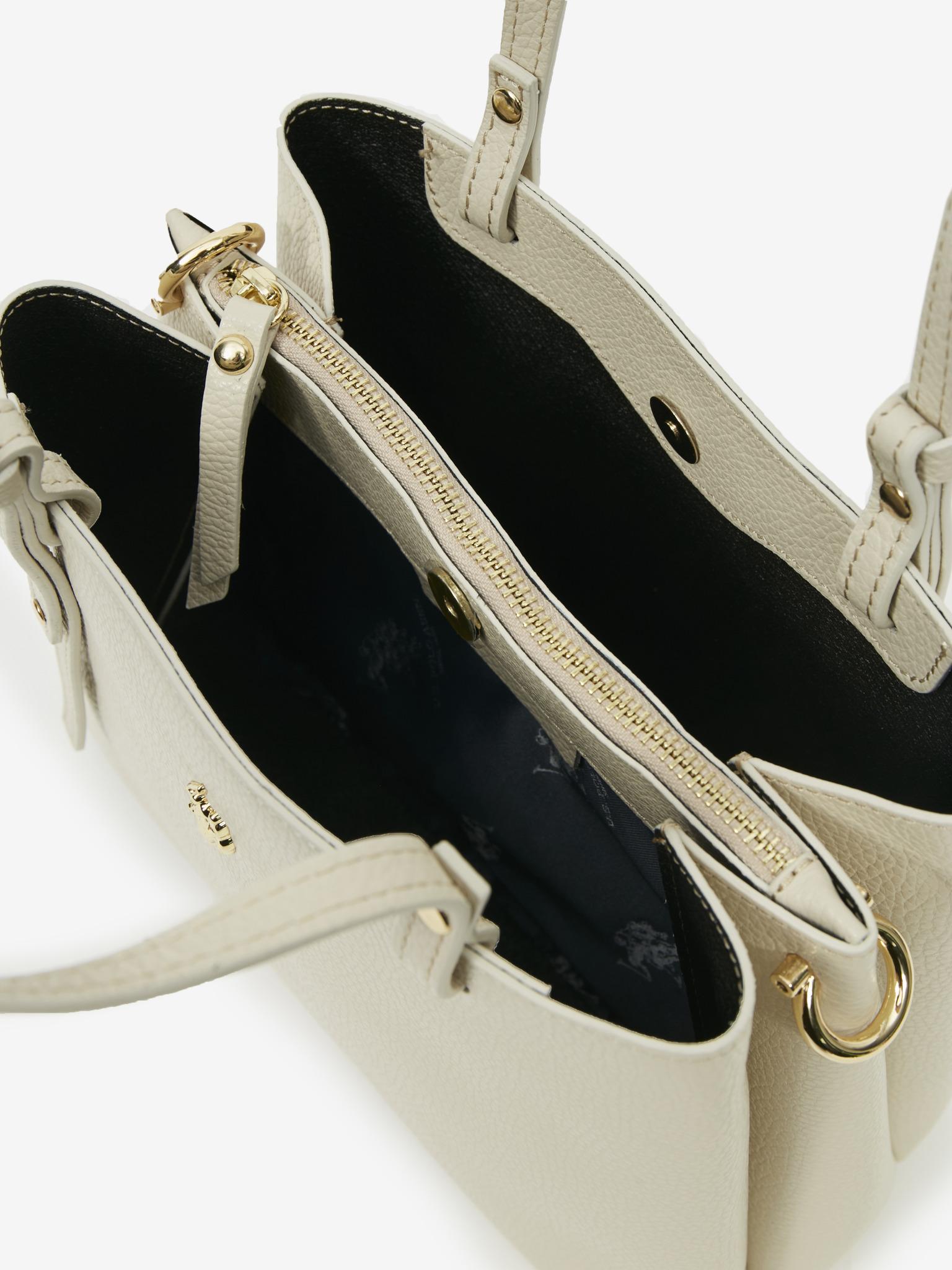 U.S. Polo Assn. Borsetta donna bianco  Small