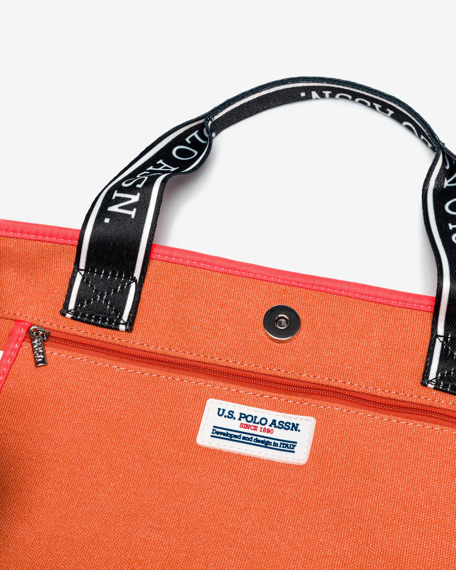 U.S. Polo Assn. Borsetta donna arancione  Taška