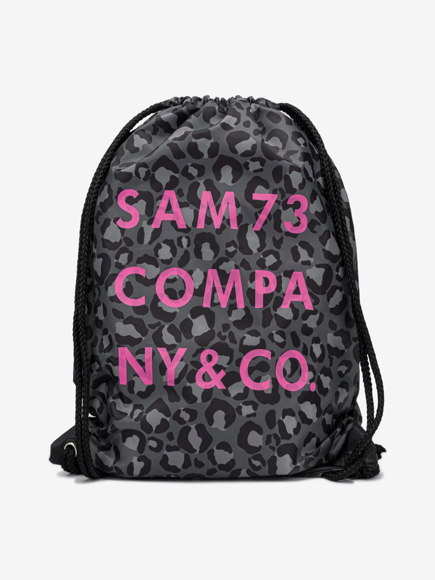 SAM 73 Zaino donna nero Gymsack