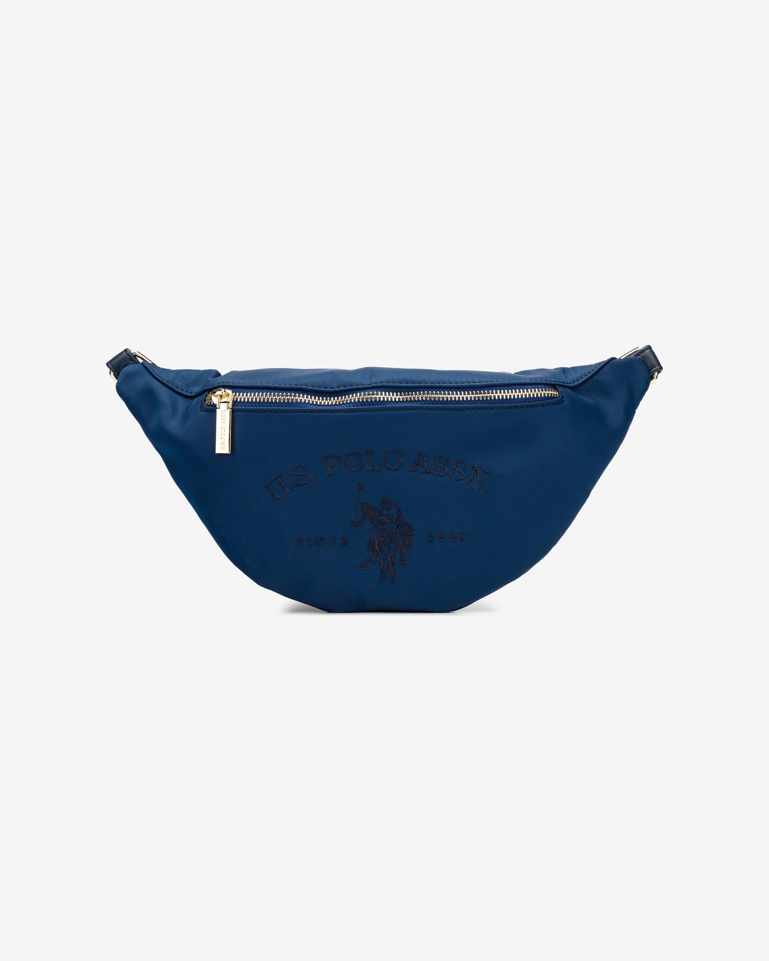 U.S. Polo Assn. Marsupio donna blu  Ledvinka