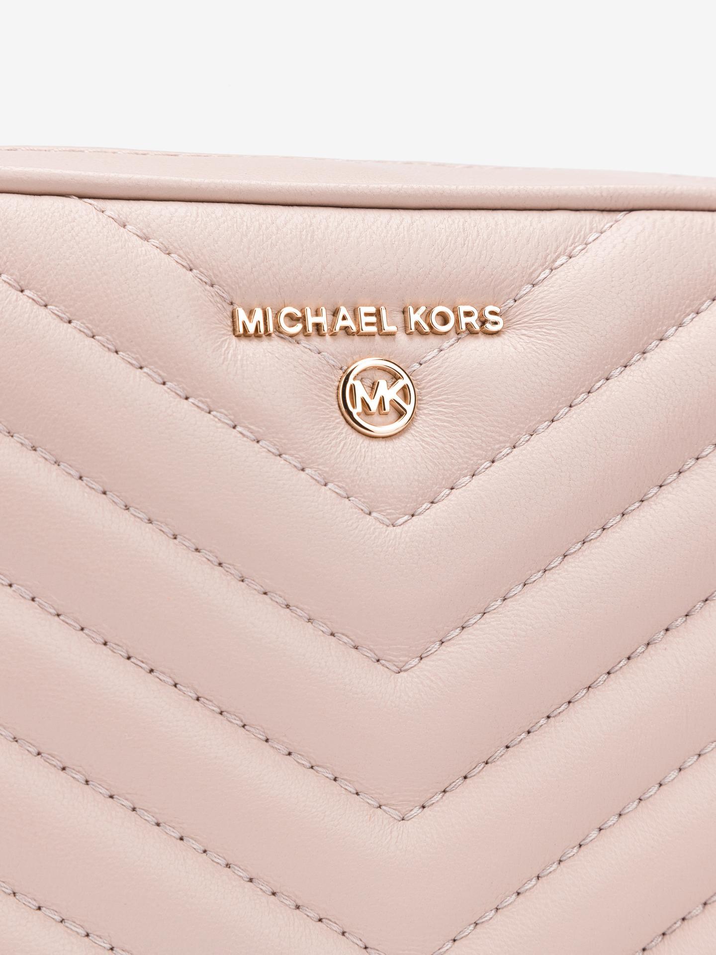 Michael Kors Borsetta donna beige