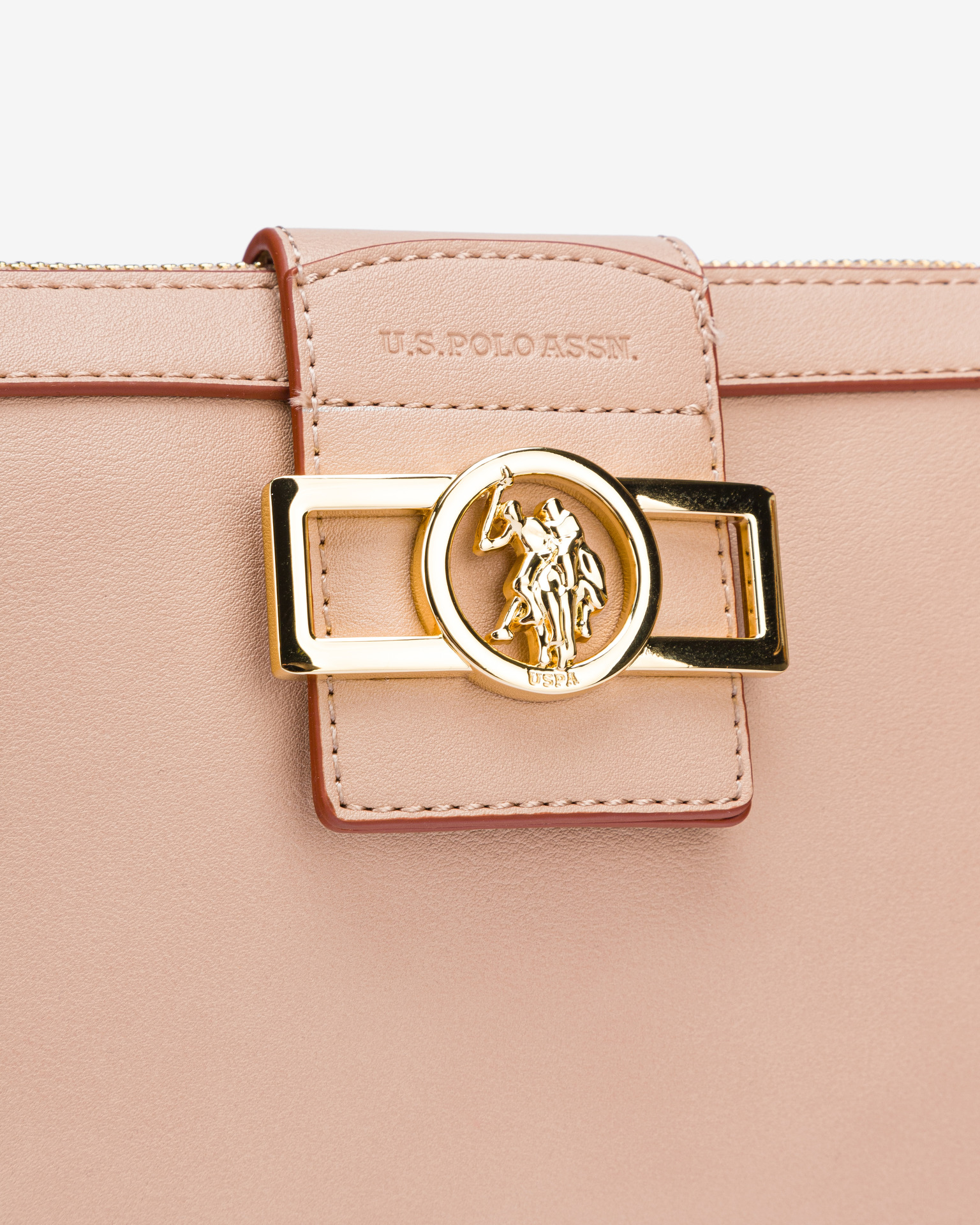 U.S. Polo Assn. Borsetta donna beige  U.S.