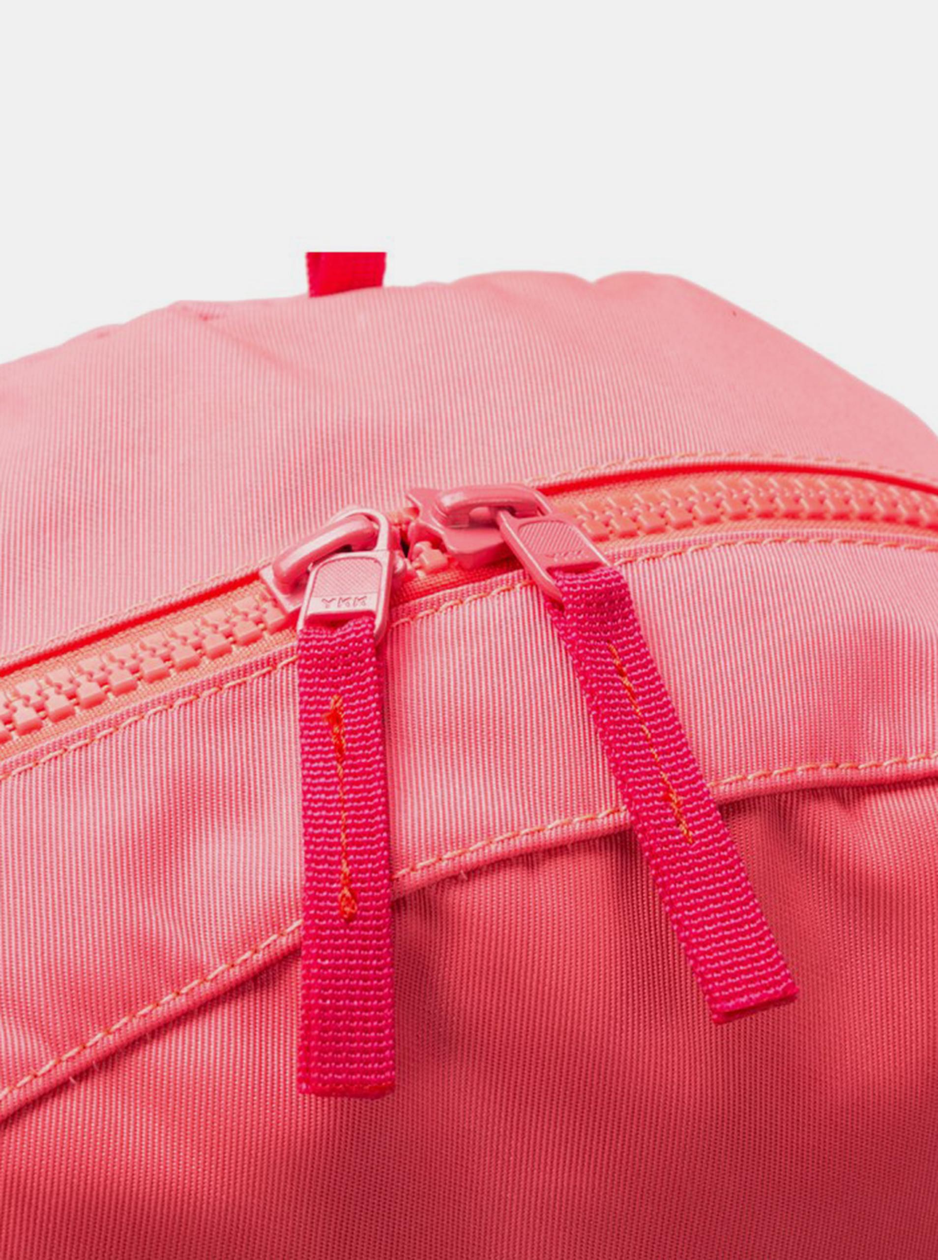 Zaino rosa consegnato Finlay Clip