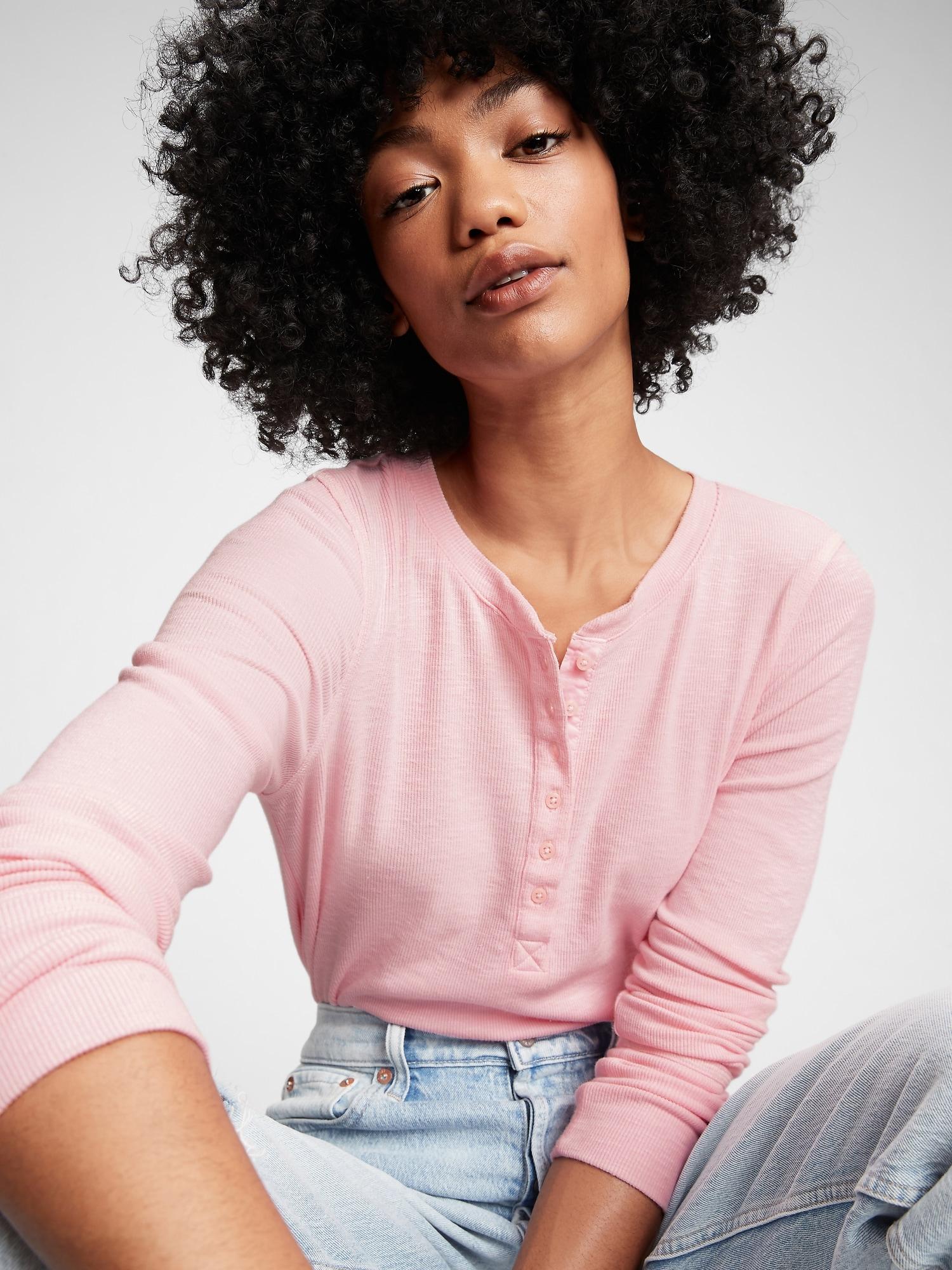 GAP rosa maglietta