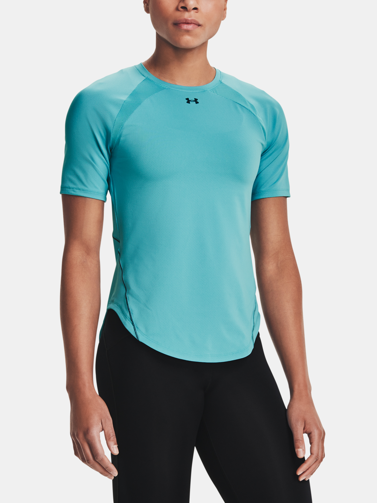 Maglietta polo Under Armour UA Coolswitch SS-BLU