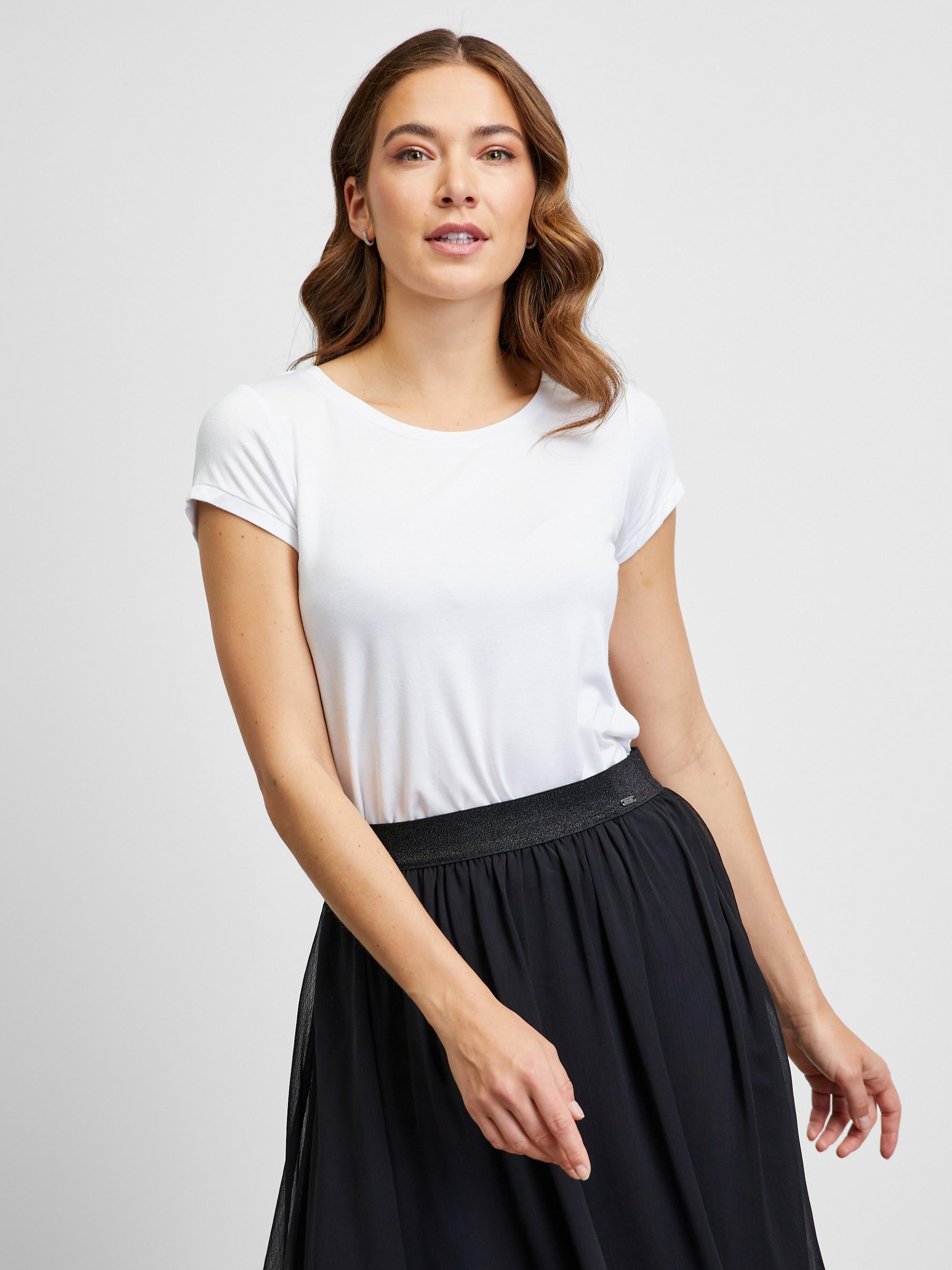 ZOOT Baseline Maglietta donna bianco  Alva
