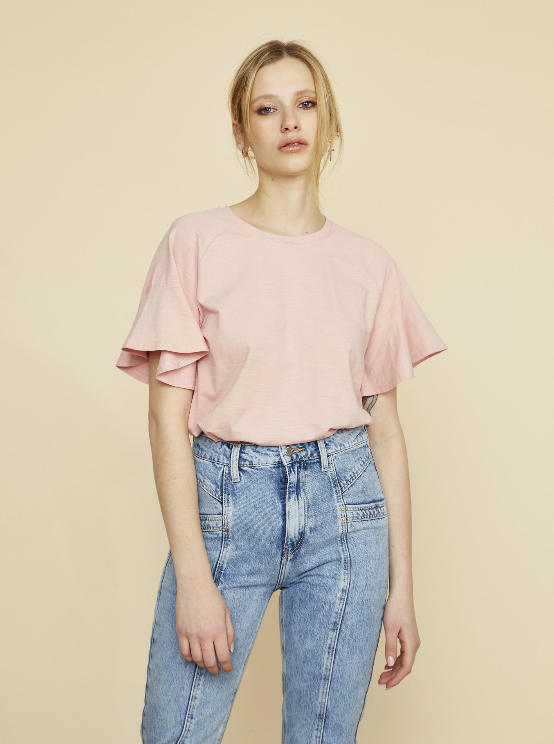 ZOOT rosa da donna maglietta Aurelia