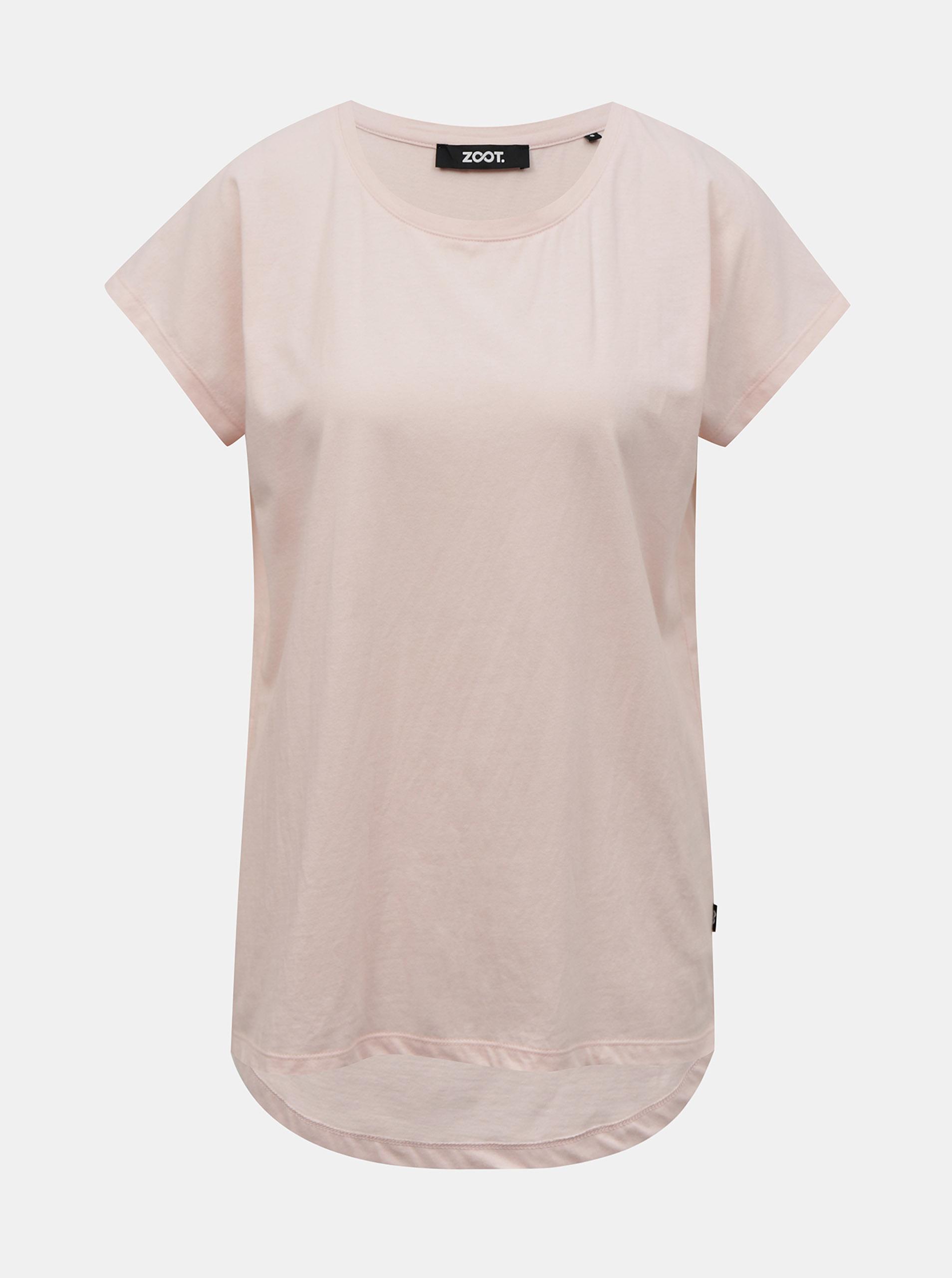 ZOOT rosa da donna maglietta Leah