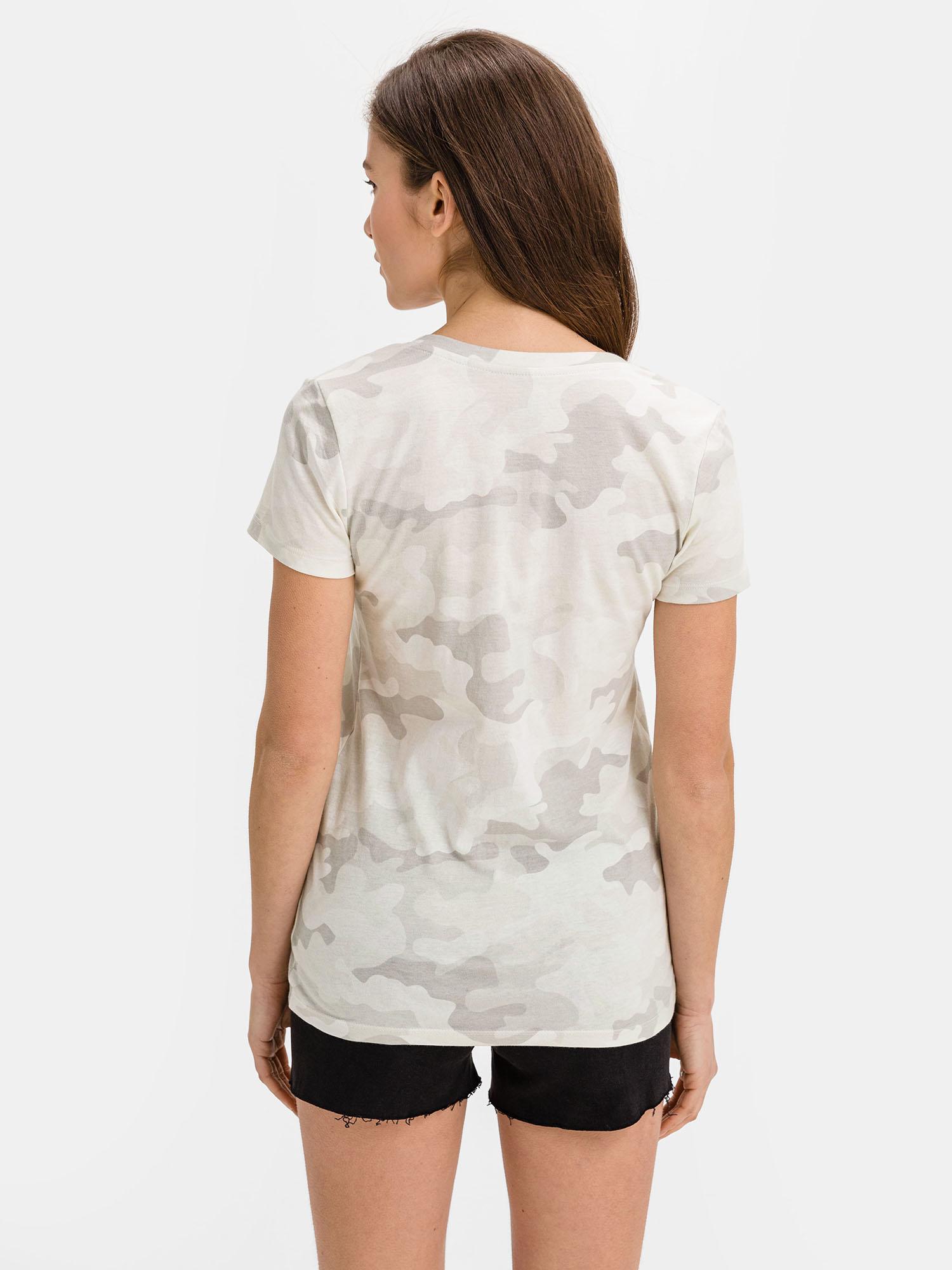 GAP grigio maglietta con motivo